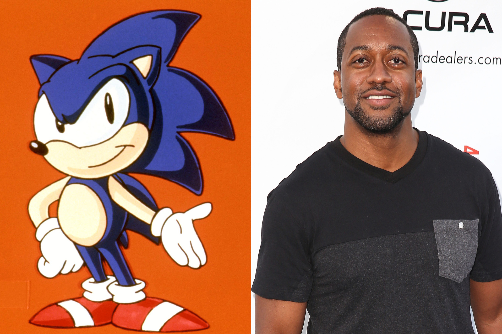 Jaleel White, the actor formerly known as Urkel, was the voice of Sonic the Hedghog in the 90s television show <i>Adventures of Sonic the Hedgehog</i>.