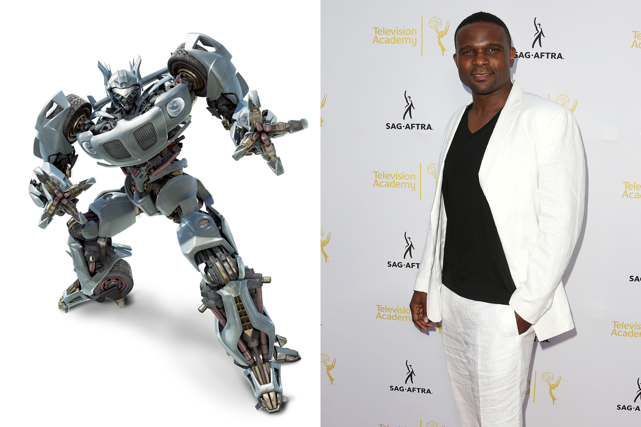 Darius McCrary, who played the older brother Eddie Winslow on <i>Family Matters</i>, was the voice of Jazz in the 2007 <i>Transformers</i> movie.