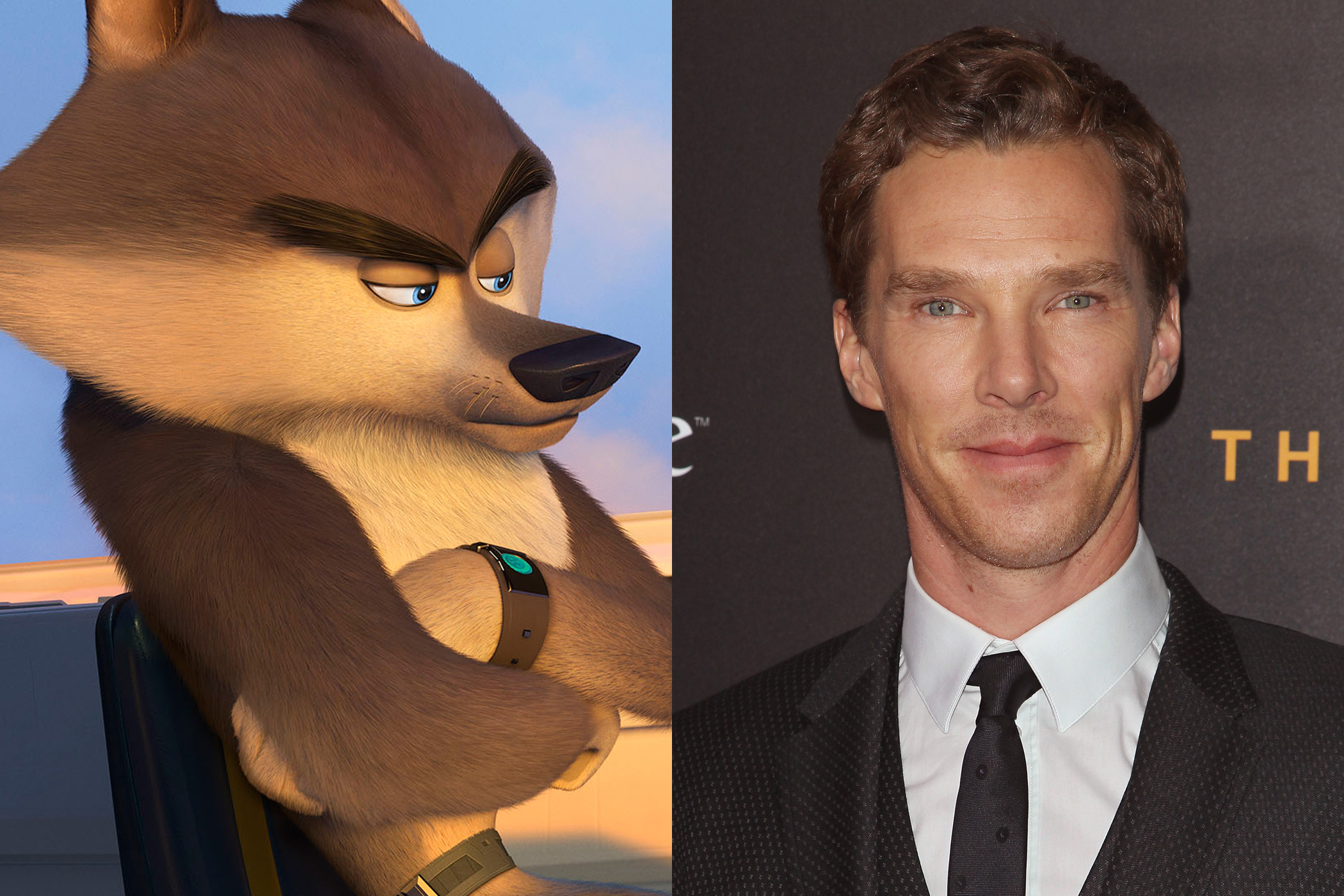Even though Benedict Cumberbatch can't pronounce the word penguin, he joins the cast of <i>The Penguins of Madagascar</i> as the voice of Agent Classified.