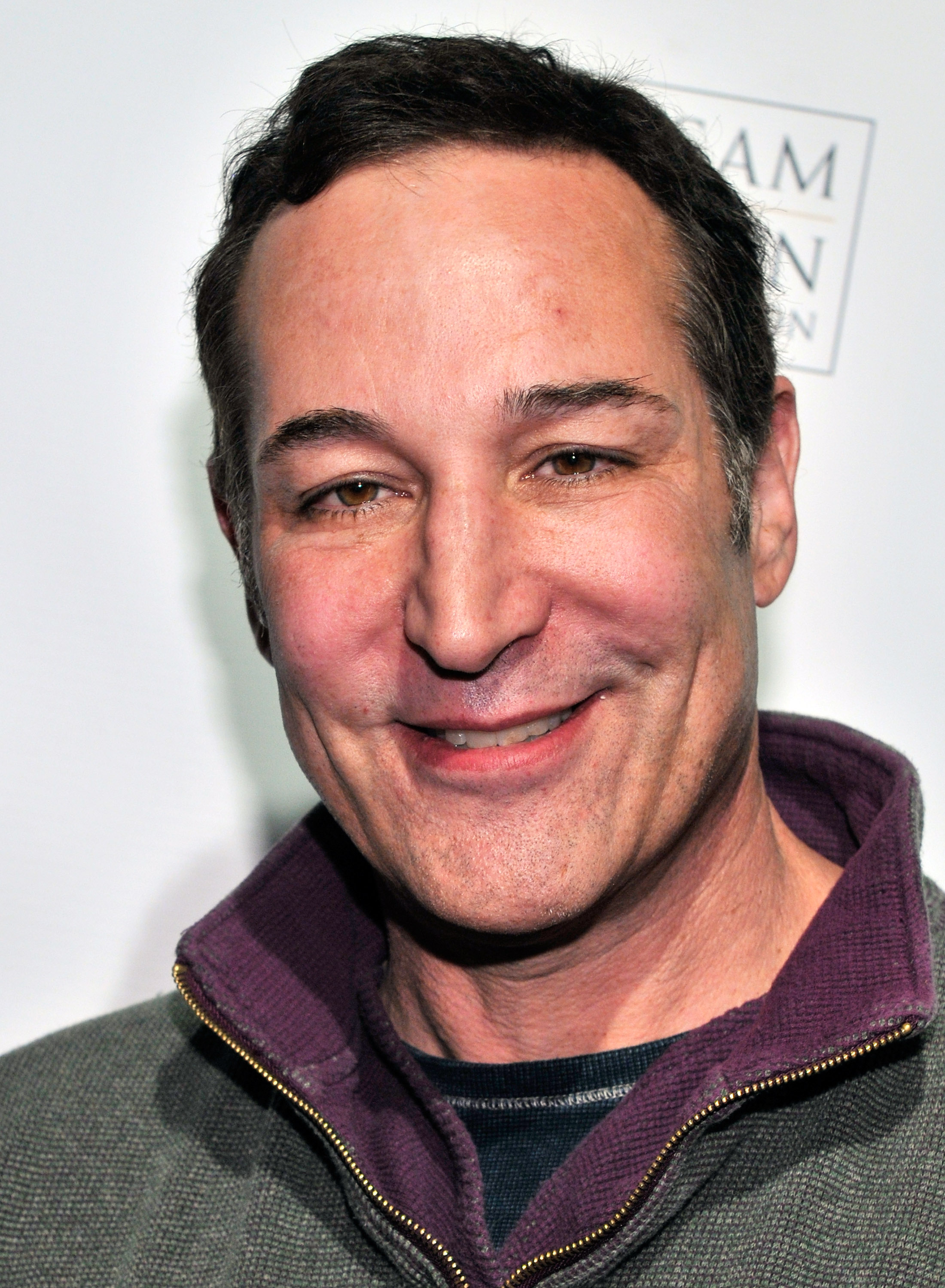 Television producer/writer Sam Simon arrives at the  All In For CP  Celebrity Charity Poker Tournament  at The Venetian Resort Hotel Casino on December 11, 2010 in Las Vegas, Nevada.