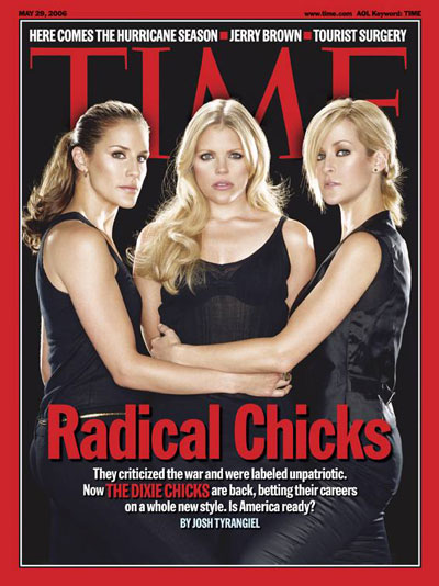 The Dixie Chicks (May 29, 2006)