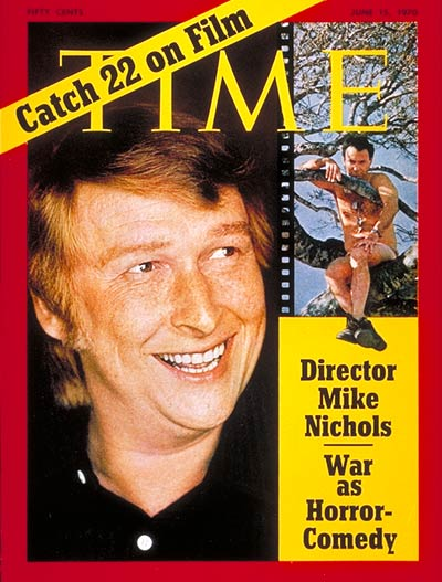 The June 15, 1970, cover of TIME