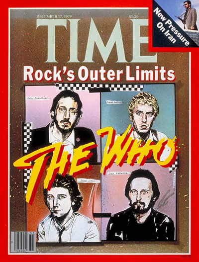 The Who (Dec. 17, 1979)