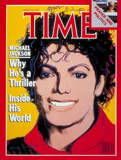 Michael Jackson (March 19, 1984)
