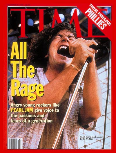 Pearl Jam (Oct. 25, 1993)