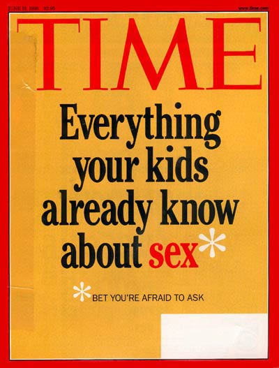 The June 15, 1998, cover of TIME