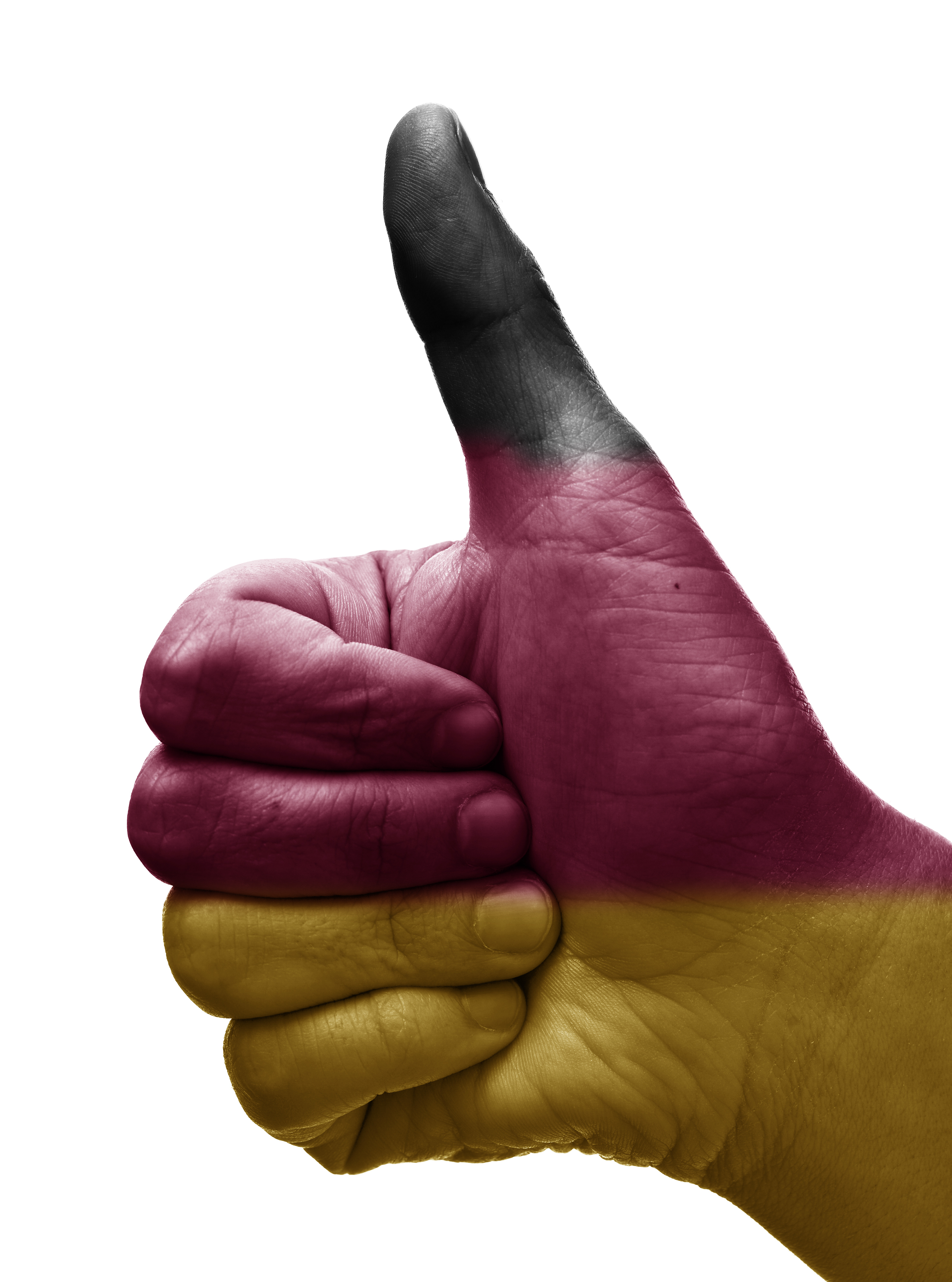 Thumbs up, Germany.