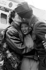 Korean War Bride by Wayne Miller
