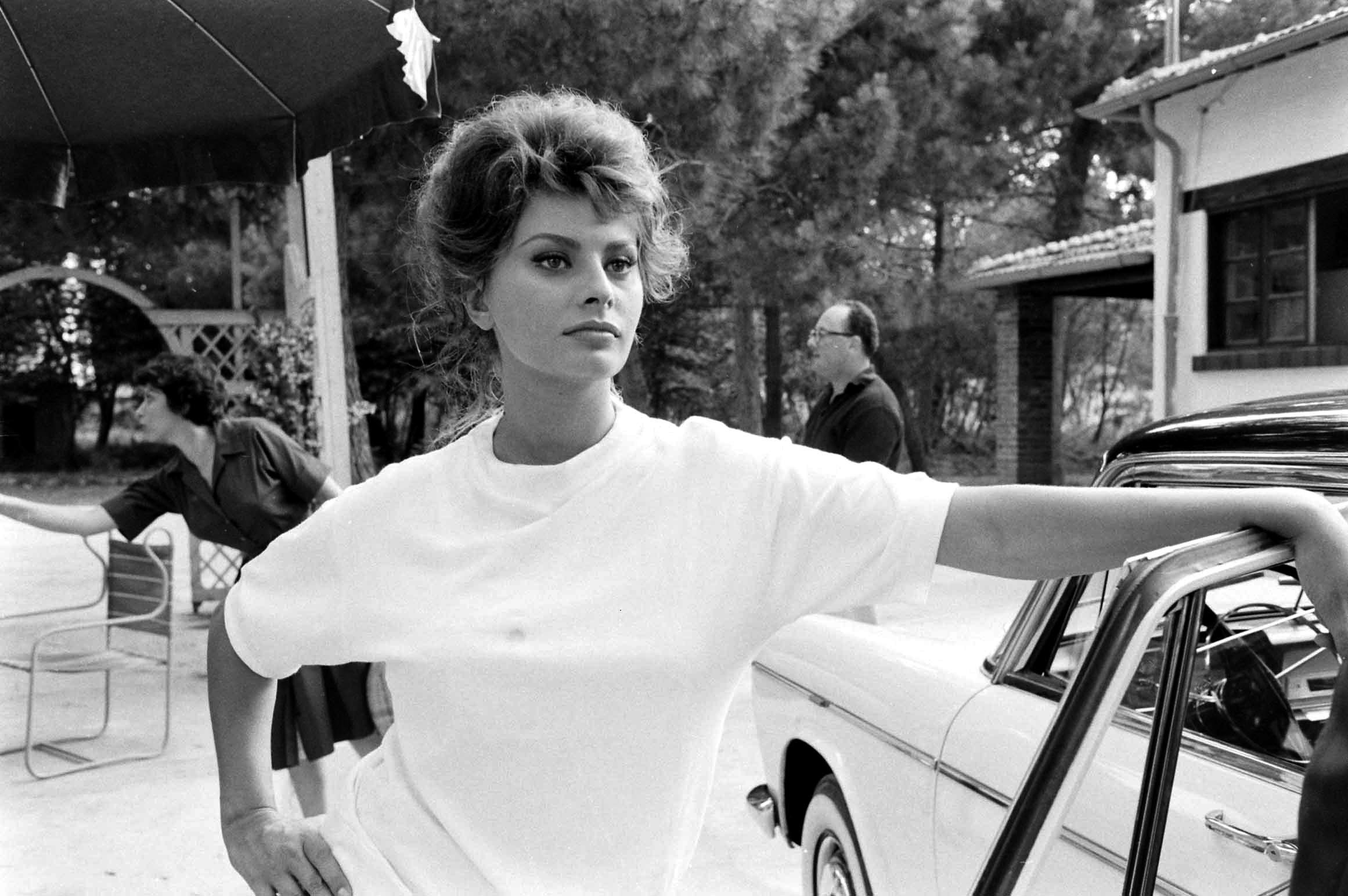 Sophia Loren Rare And Classic Photos Of A Movie Legend
