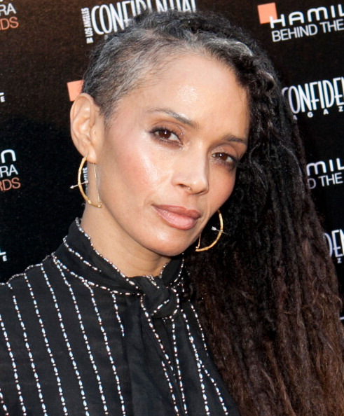 Lisa Bonet arrives at the 6th Annual Hamilton Behind the Camera Awards at House of Blues Sunset Strip in West Hollywood on Oct. 28, 2012