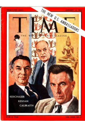Covers from 1962 - The Vault - TIME