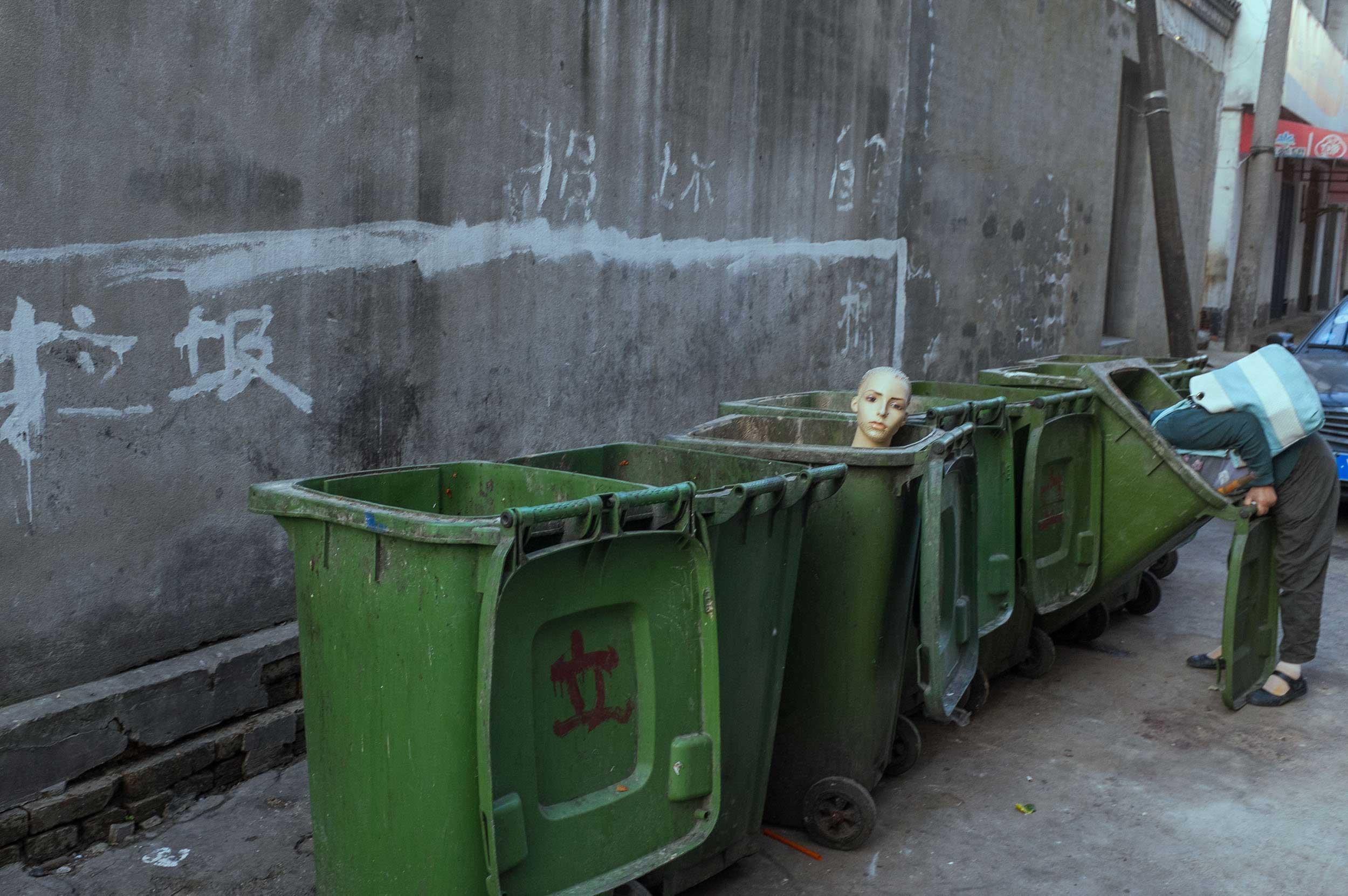 Bottle Recycler