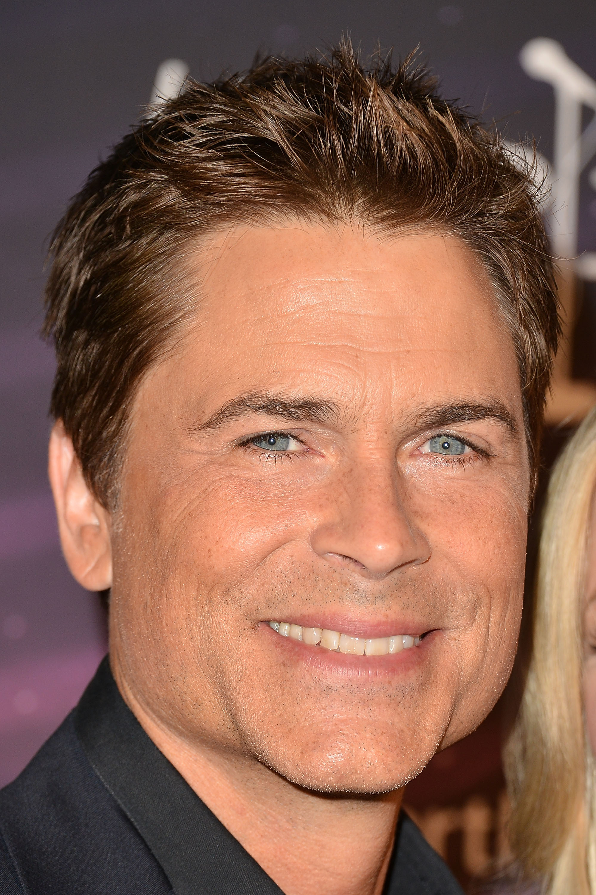 Rob Lowe attends the 3rd Annual Hilarity for Charity Variety Show to benefit the Alzheimer's Association, presented by Genworth at Hollywood Palladium on October 17, 2014 in Hollywood, California.