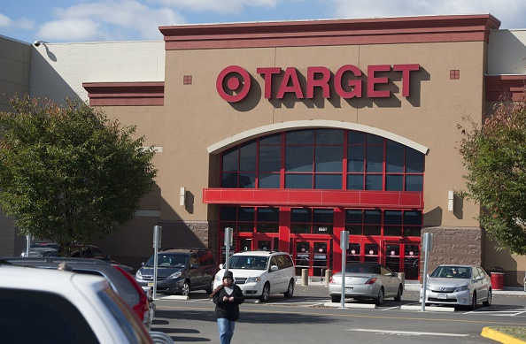 A Target department store is seen in Springfield, Va., on Oct. 23, 2014
