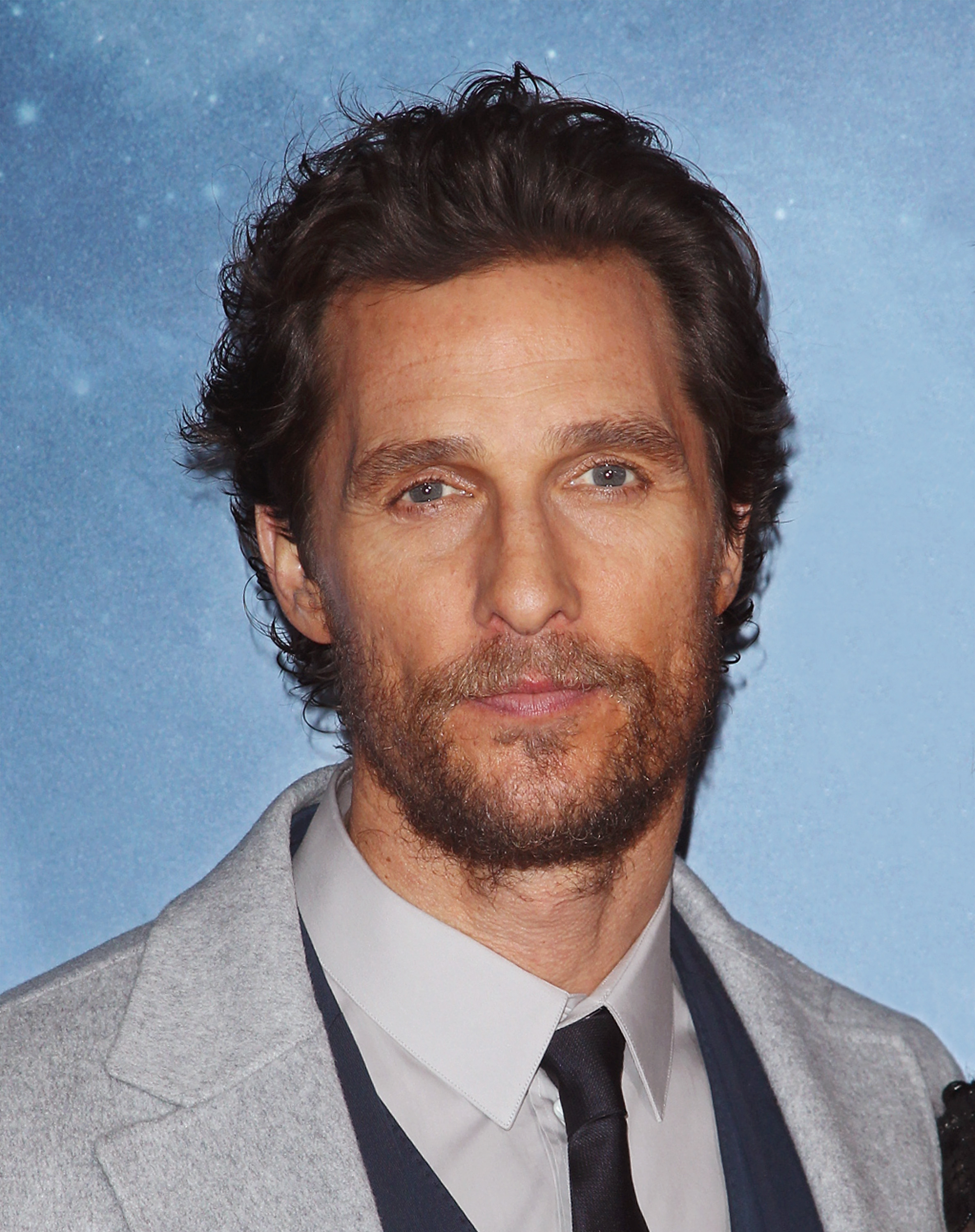 Matthew McConaughey Promotes Interstellar on Kelly and ...