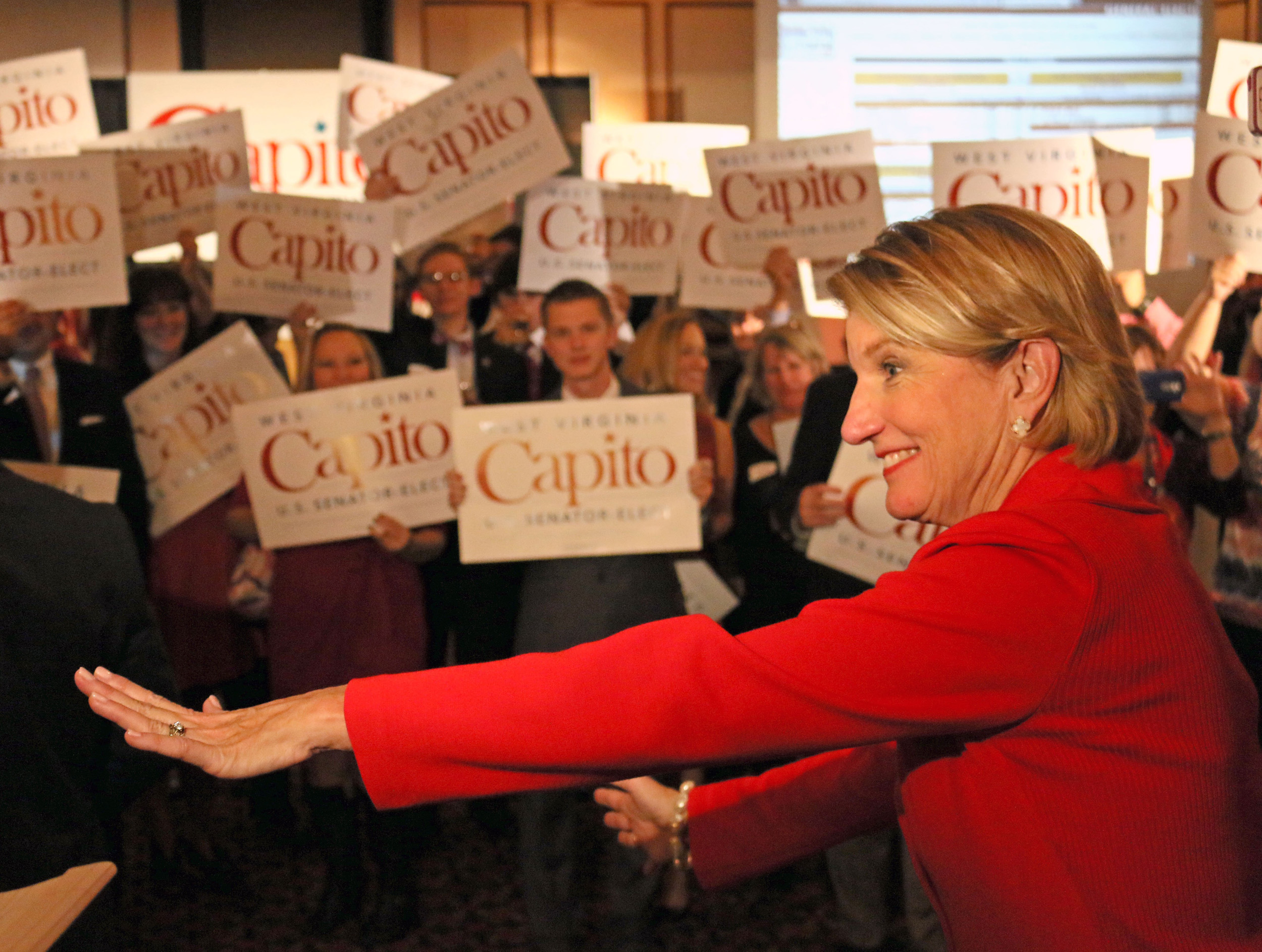 <b>Shelley Moore Capito</b> The daughter of former West Virginia Gov. Arch Alfred Moore, Jr., Capito has served as a U.S. Representative for West Virginia's 2nd District since 2001.