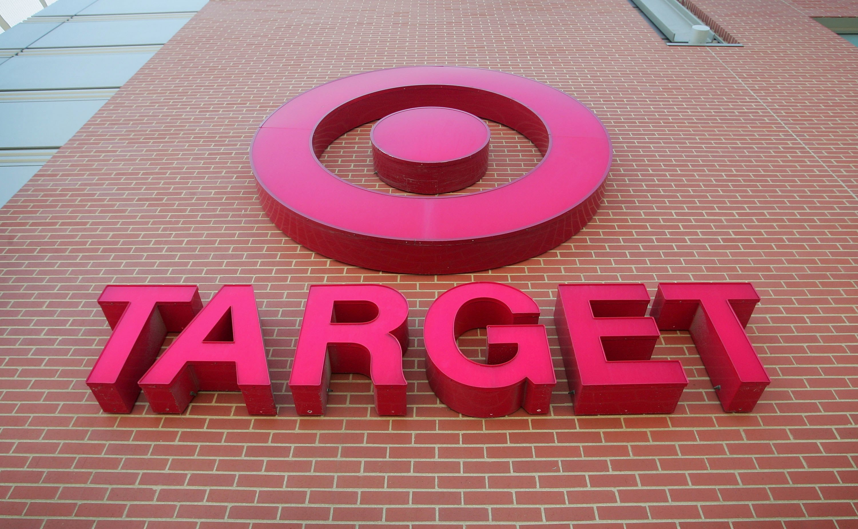 The exterior of a Target store July, 18, 2006 in Chicago, Illinois.