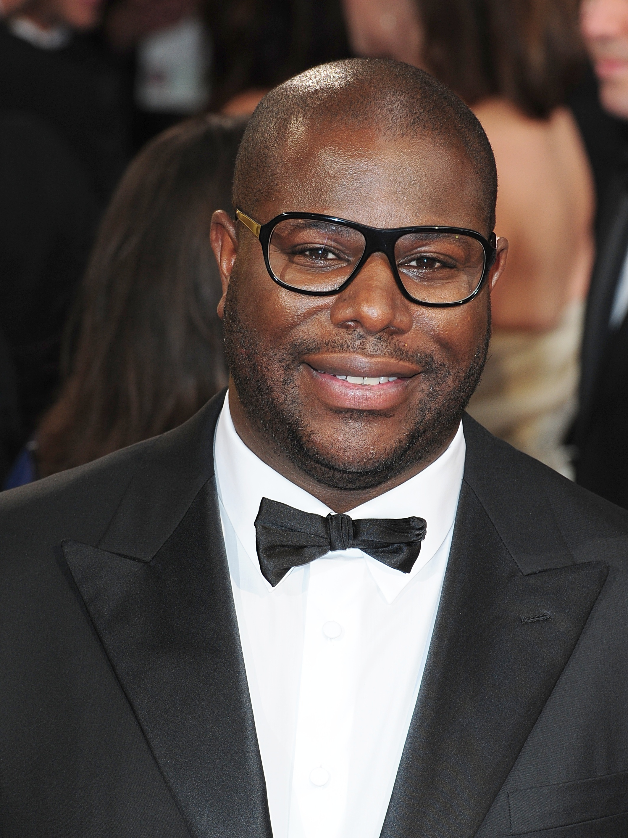 Oscar winner Steve McQueen, who is planning a film about the life of American singer and actor Paul Robeson. Issue date: Wednesday November 19, 2014.