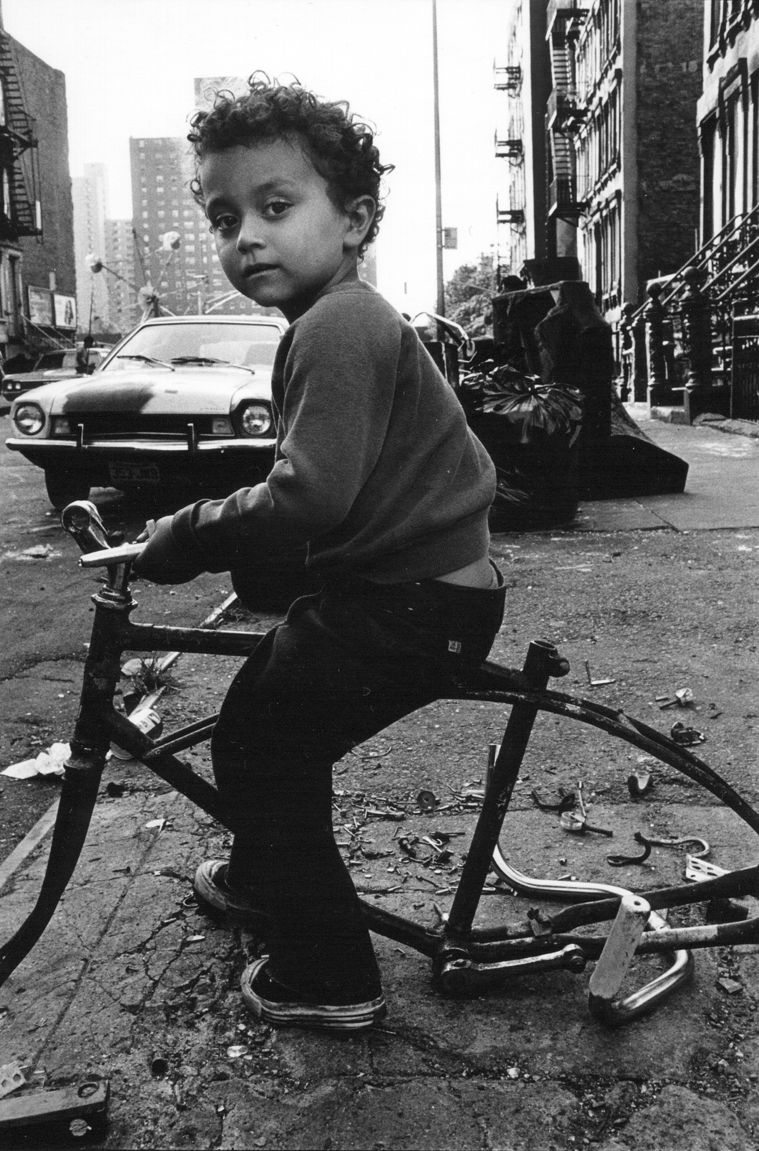 No Wheels, El Barrio, 1978