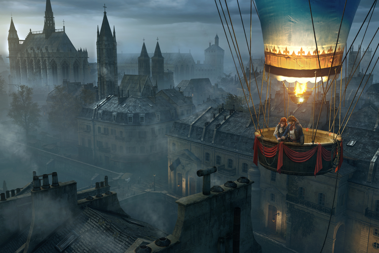 Assassin S Creed Unity Review Time