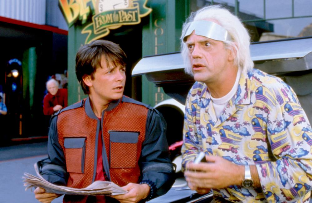 'Back To The Future Part II'