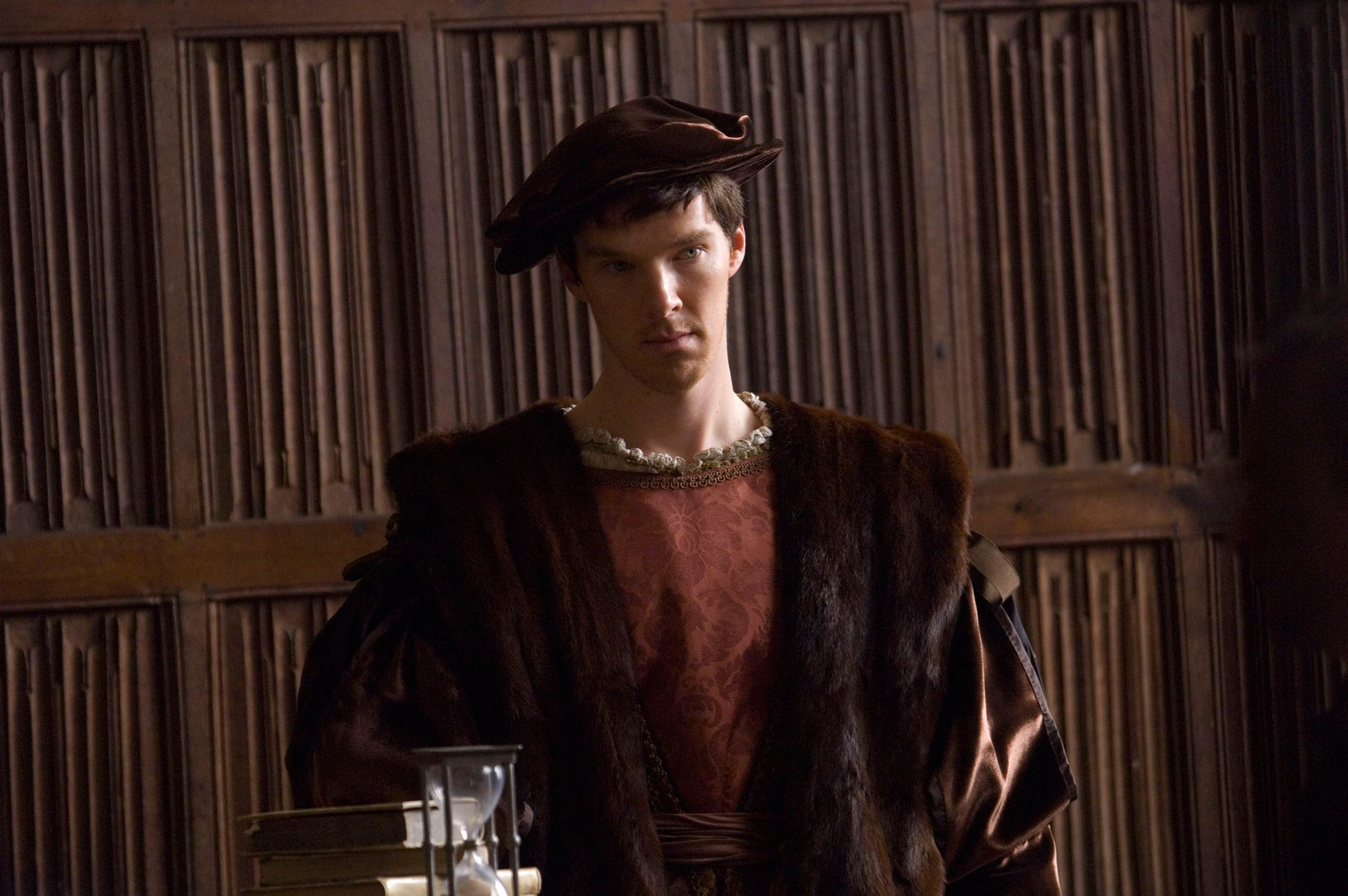 <strong>The Other Boleyn Girl</strong> Cumberbatch plays William Carey, a courtier and husband to Mary Boleyn (Scarlett Johansson) in this 2008 historical drama pic.
