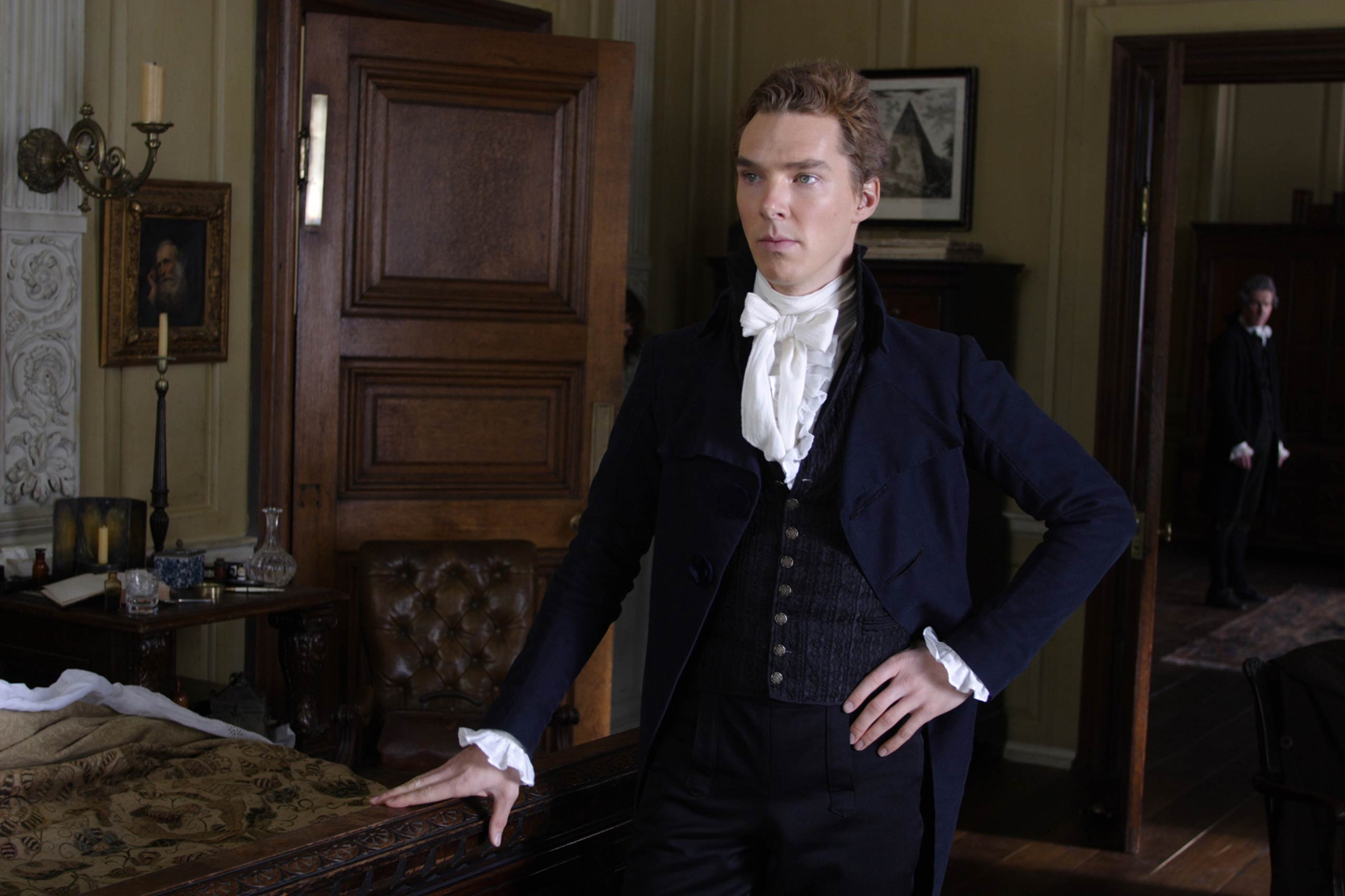 <strong>Amazing Grace</strong> Cumberbatch played William Pitt the Younger, the youngest ever Prime Minister of the United Kingdom, in this 2006 drama about banning the slave trade in the British Empire.
