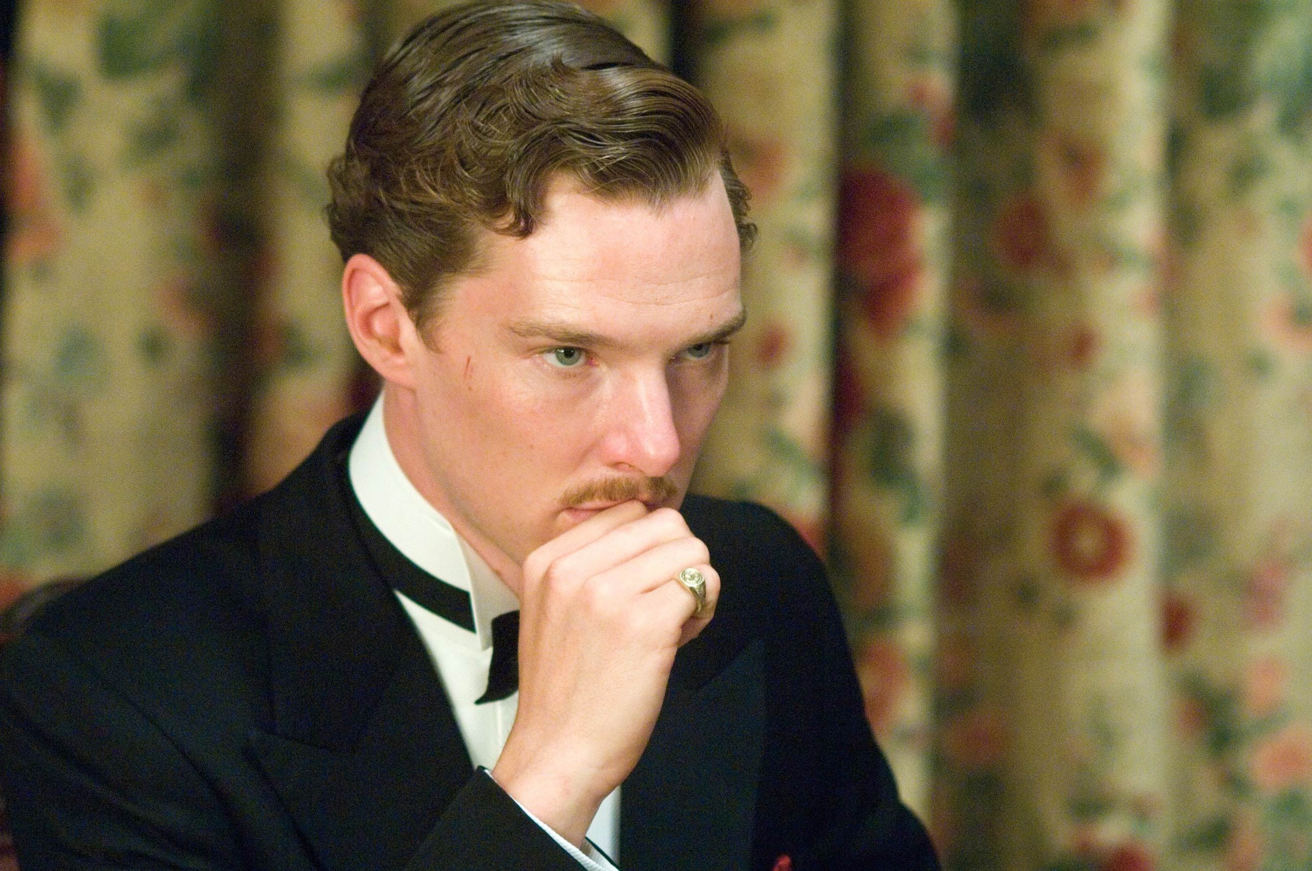 <strong>Atonement</strong> Marking one of his creepier roles, Cumberbatch played a rapist named Paul Marshall in this 2007 British drama that starred James McAvoy and Keira Knightley.
