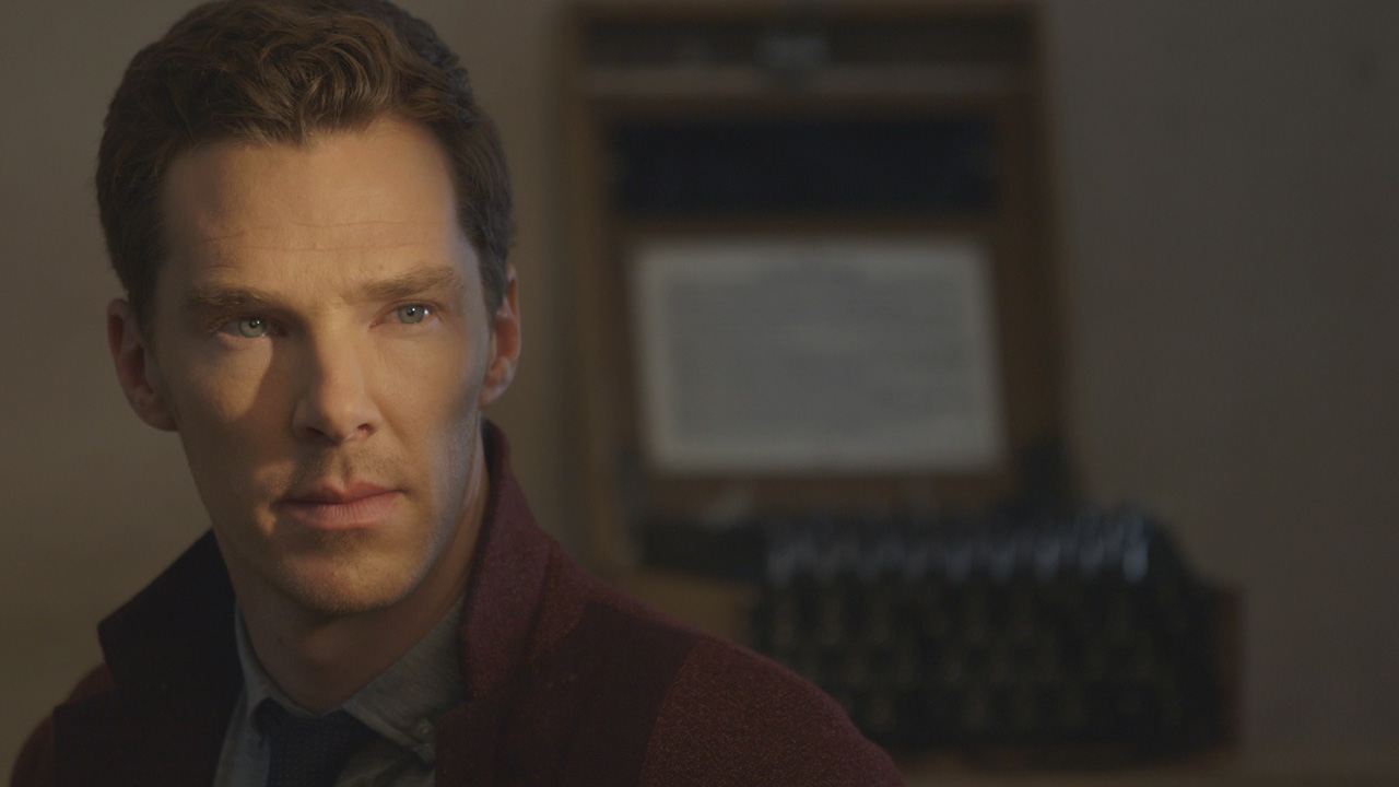 Behind the scenes of TIME's cover shoot with Benedict Cumberbatch