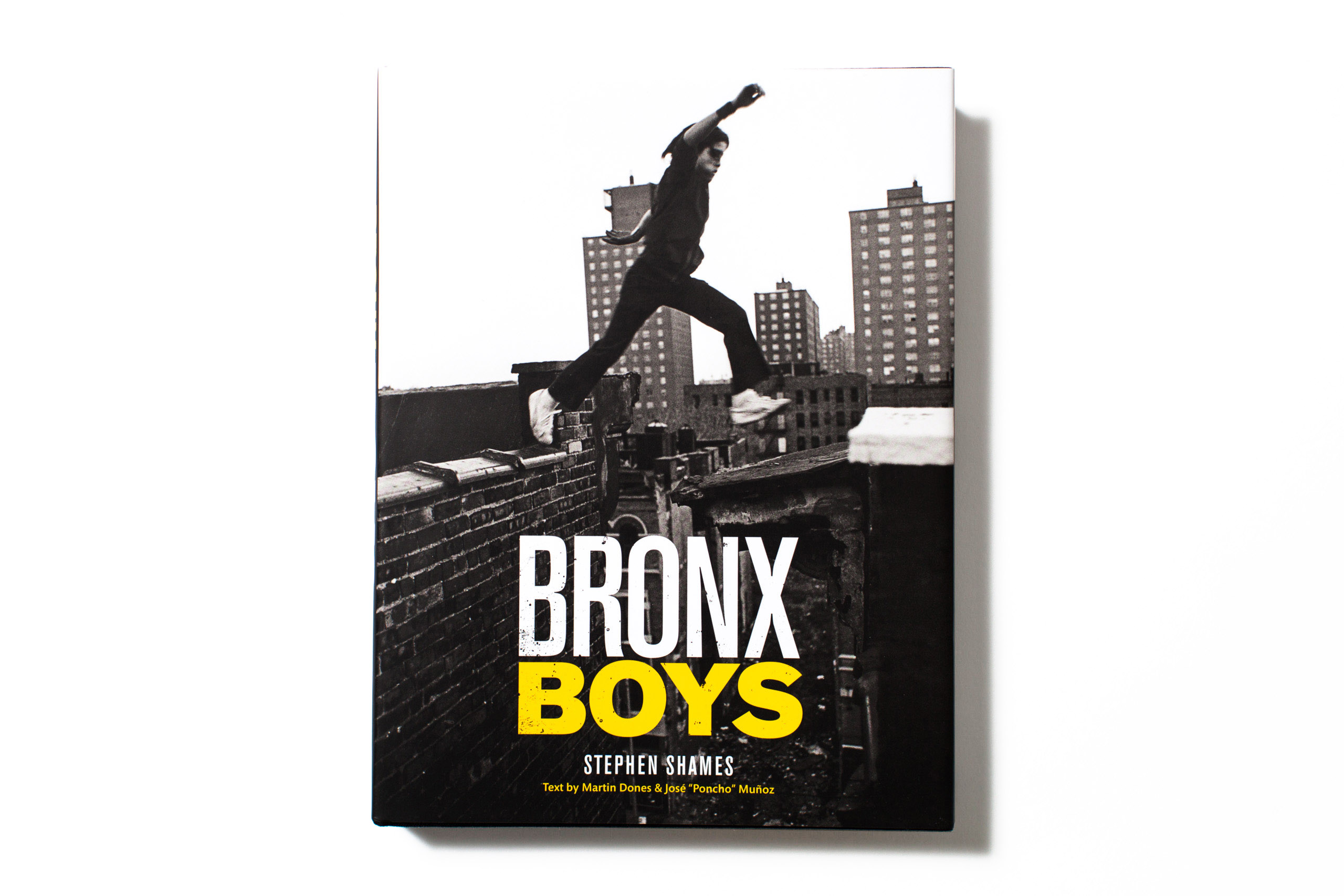 Bronx Boys                                by                               Stephen Shames, published by                               University of Texas Press, selected by                                Vince Aletti, photography critic, The New Yorker.