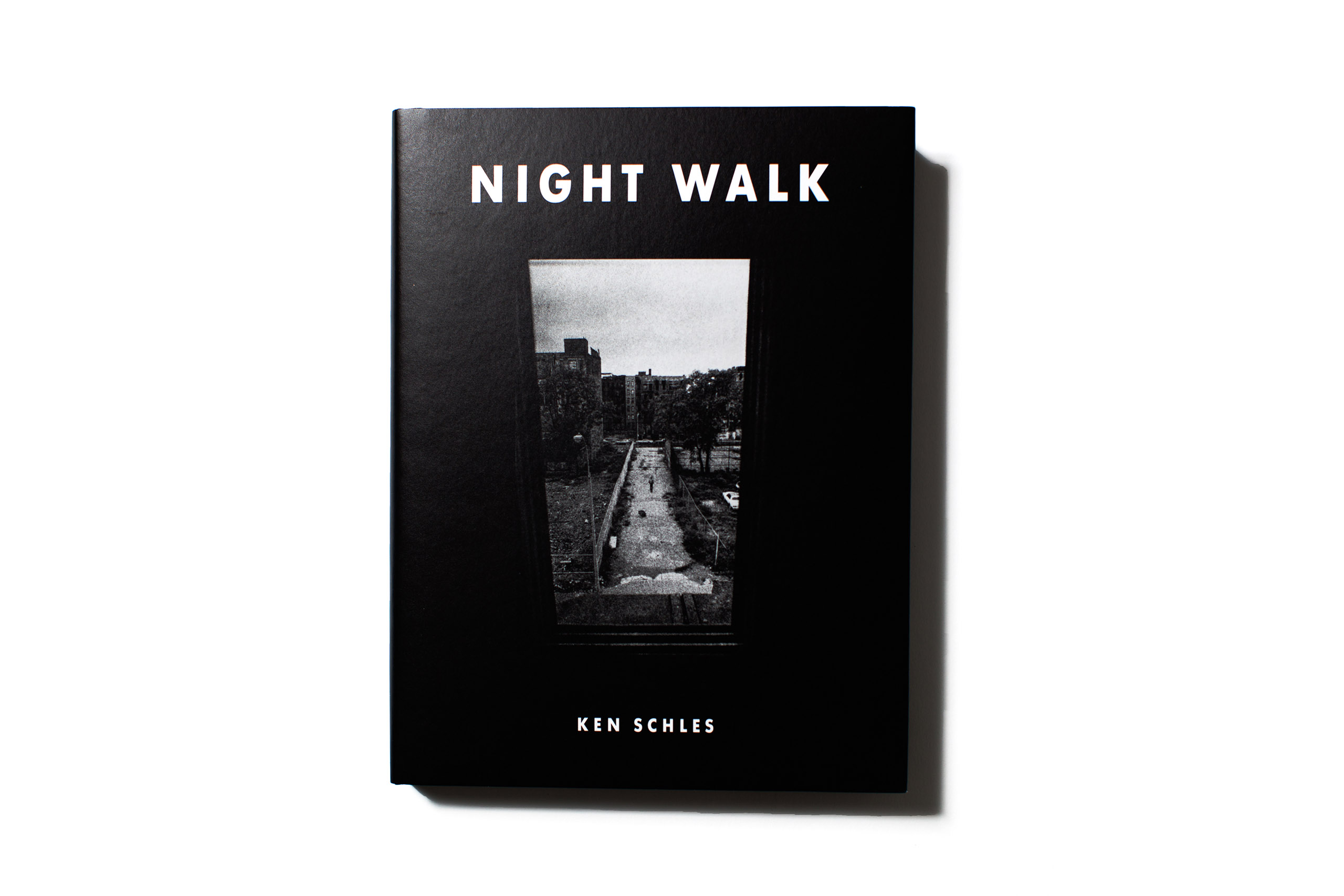 Night Walk  by Ken Schles, published by Steidl, selected by Jason Eskenazi, photographer and author of By the Glow of the Jukebox: The Americans List.