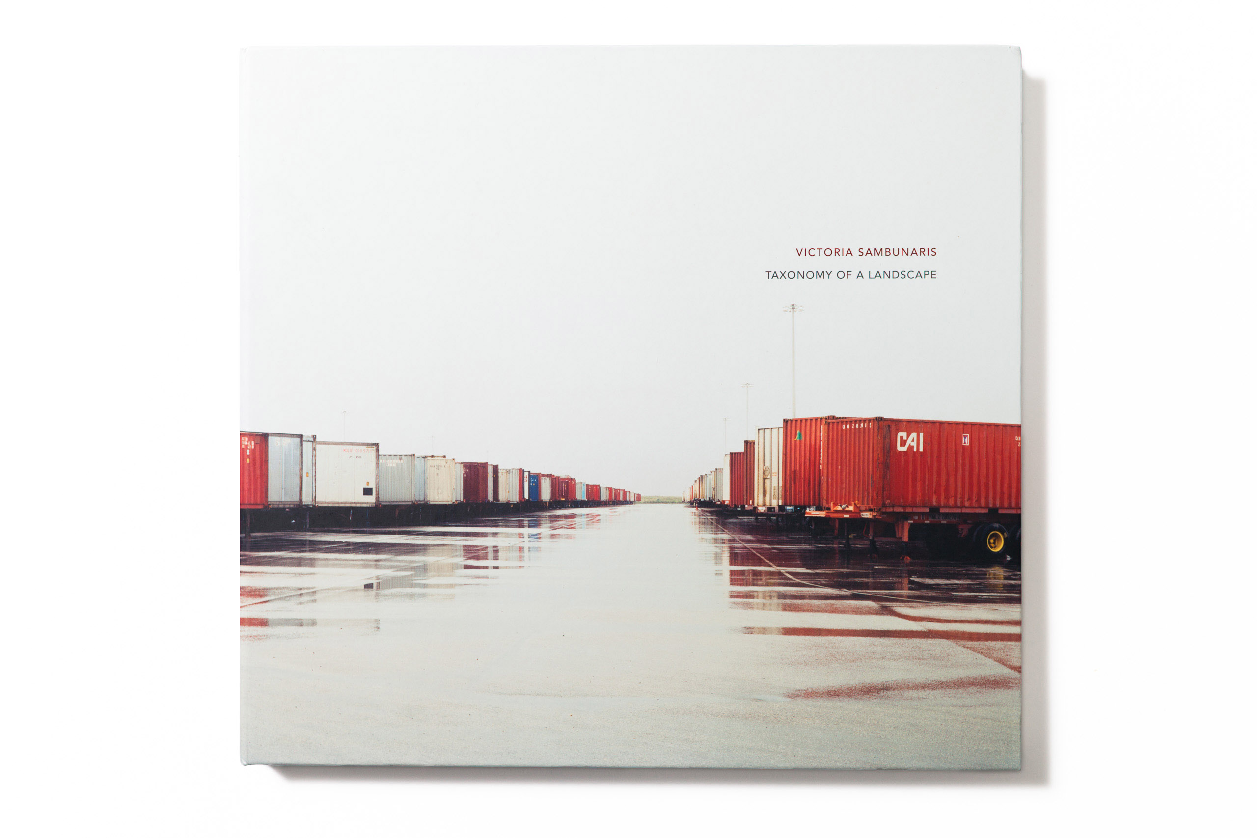 Taxonomy of a Landscape                                by                               Victoria Sambunaris,                               published by                               Radius,                               selected by Phil Bicker, Senior Photo Editor TIME.