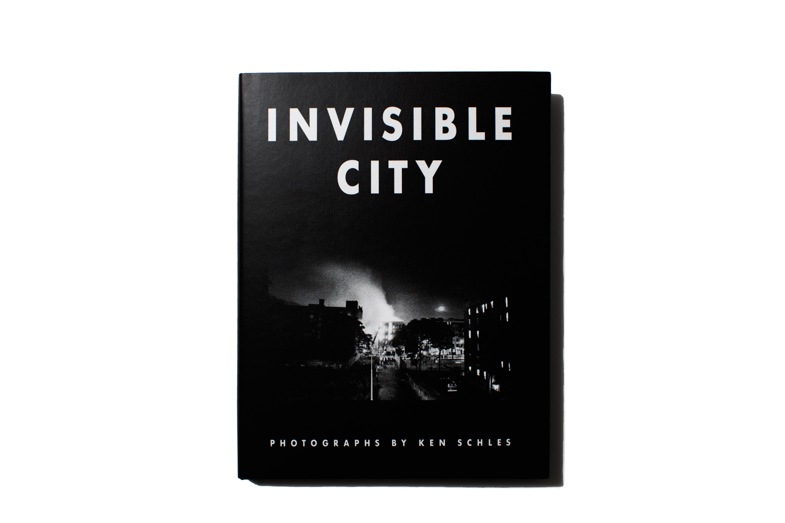 Invisible City                                by                               Ken Schles,                                published by                               Steidl,                               selected by Michelle Molloy, International Photo Editor, TIME.