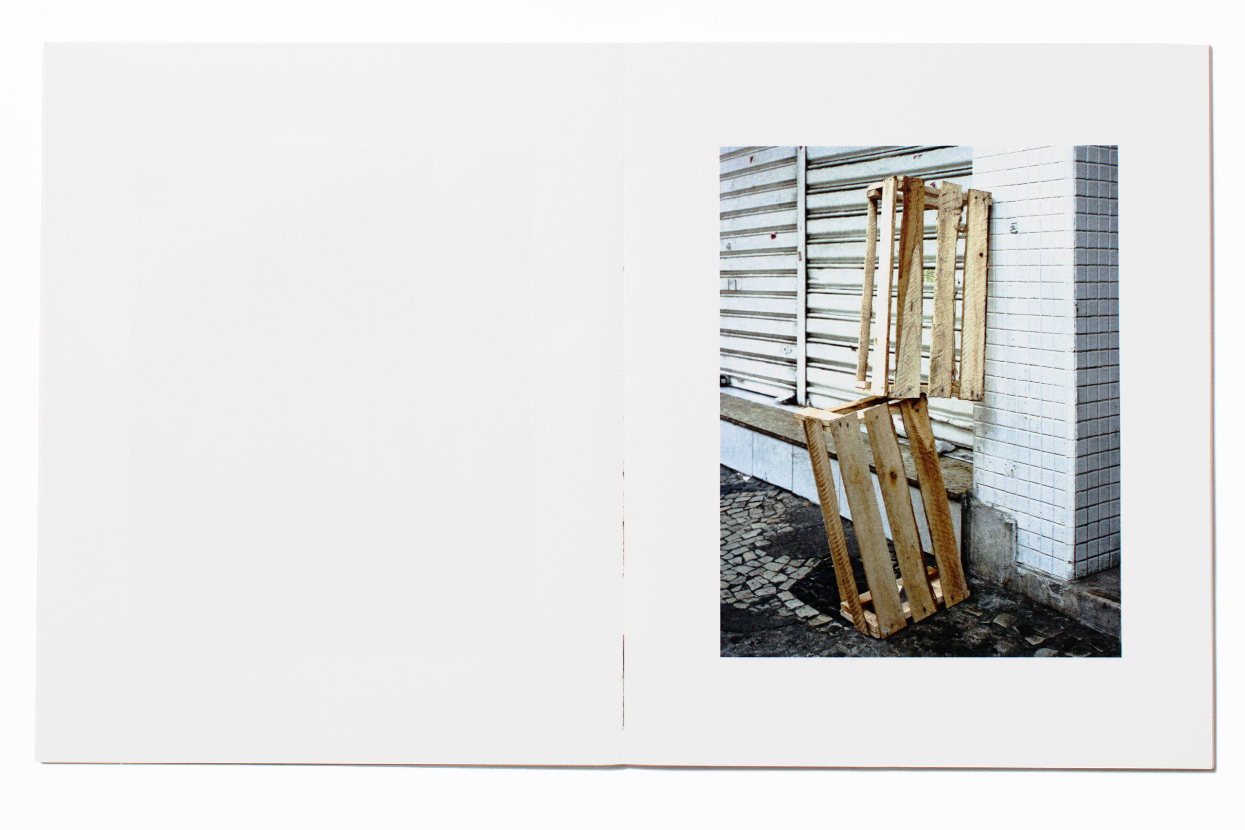 """""""This has been a good year for books from Latin America, and this small and charming  book on Sao Paulo works very well. A combination of wider views depicting the urban anarchy of the city, with some deceptively  simple and                                    surreal street details  pull together to make a fascinating book.""""                                                                                                         -Martin Parr, photographer at Magnum Photos."""