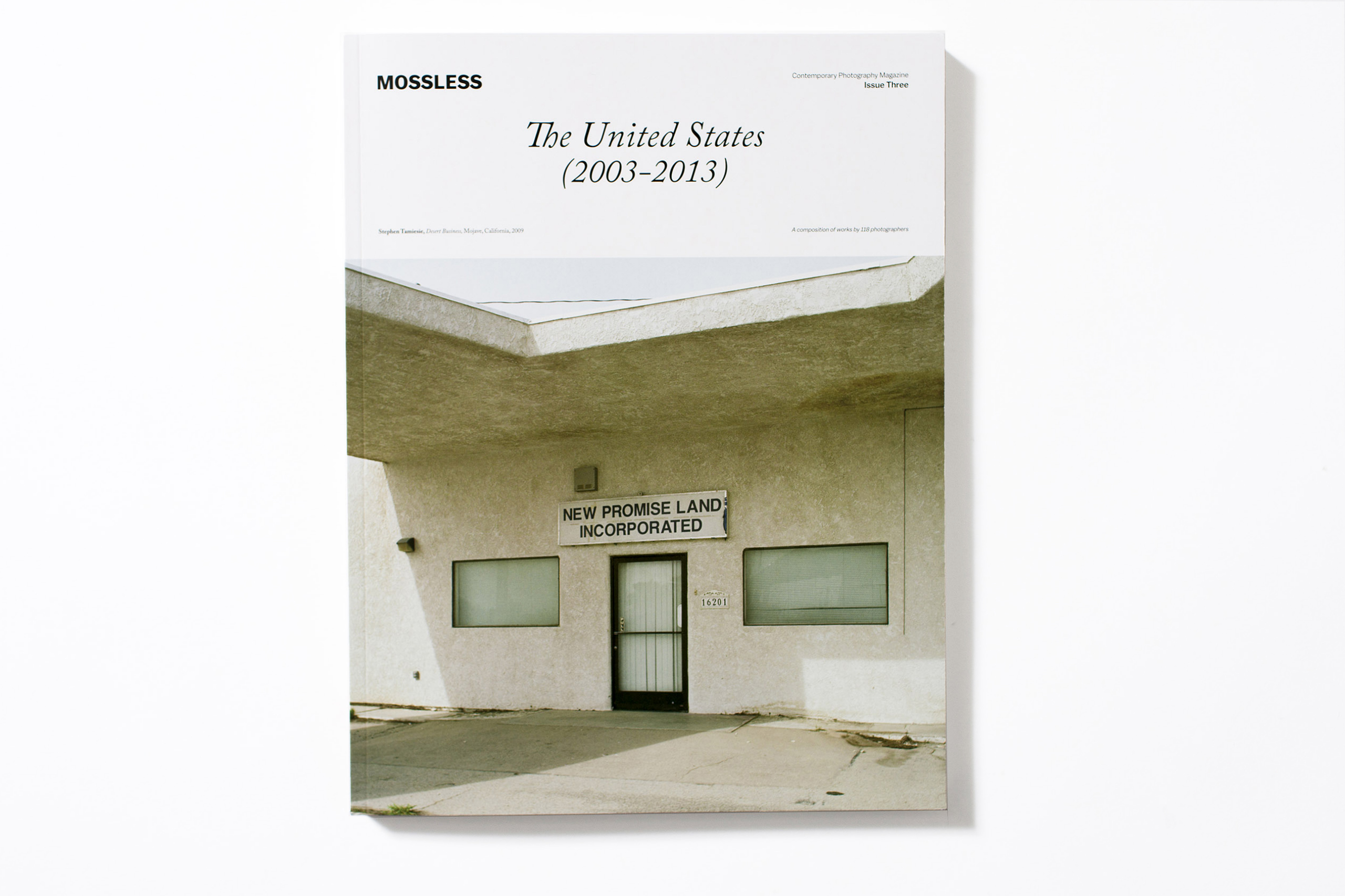 The United States 2003-2013 Mossless Magazine, selected by Matthew Leifheit, Photo Editor at VICE