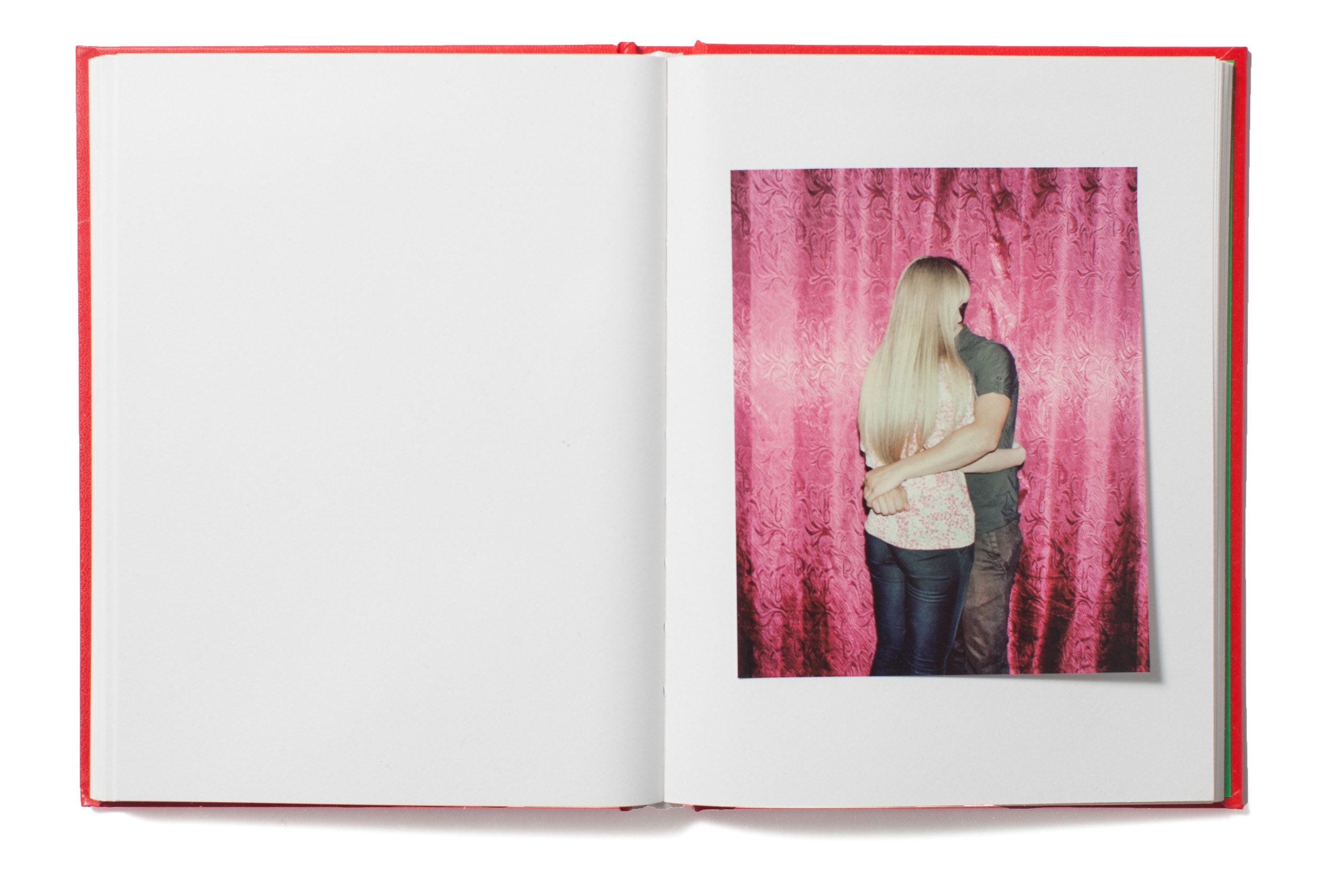 It's rare to see photography as realized and complex as Rafal Milach'sThe Winners, a projectdocumenting notable people, things, and institutions of Belarus. Milach's oft-deadpan portraits are reticent, yet hyperbolically uncanny, and capturesthe truth beyond the pageantry ofa country on economic decline. Taking a leap ahead of our current taste for simplistic irreverence, the project exudes wit, humor, and—perhaps most importantly—socio-political discourse. The project is as fine a display of its author's documentary restraint as it is an exhibition of his eye for aesthetic formalism.The book, in which the images are published, is designed with a elegant concision on par with the photography for which it contains.                                                               -Alexander Ho, Digital Art Director, TIME