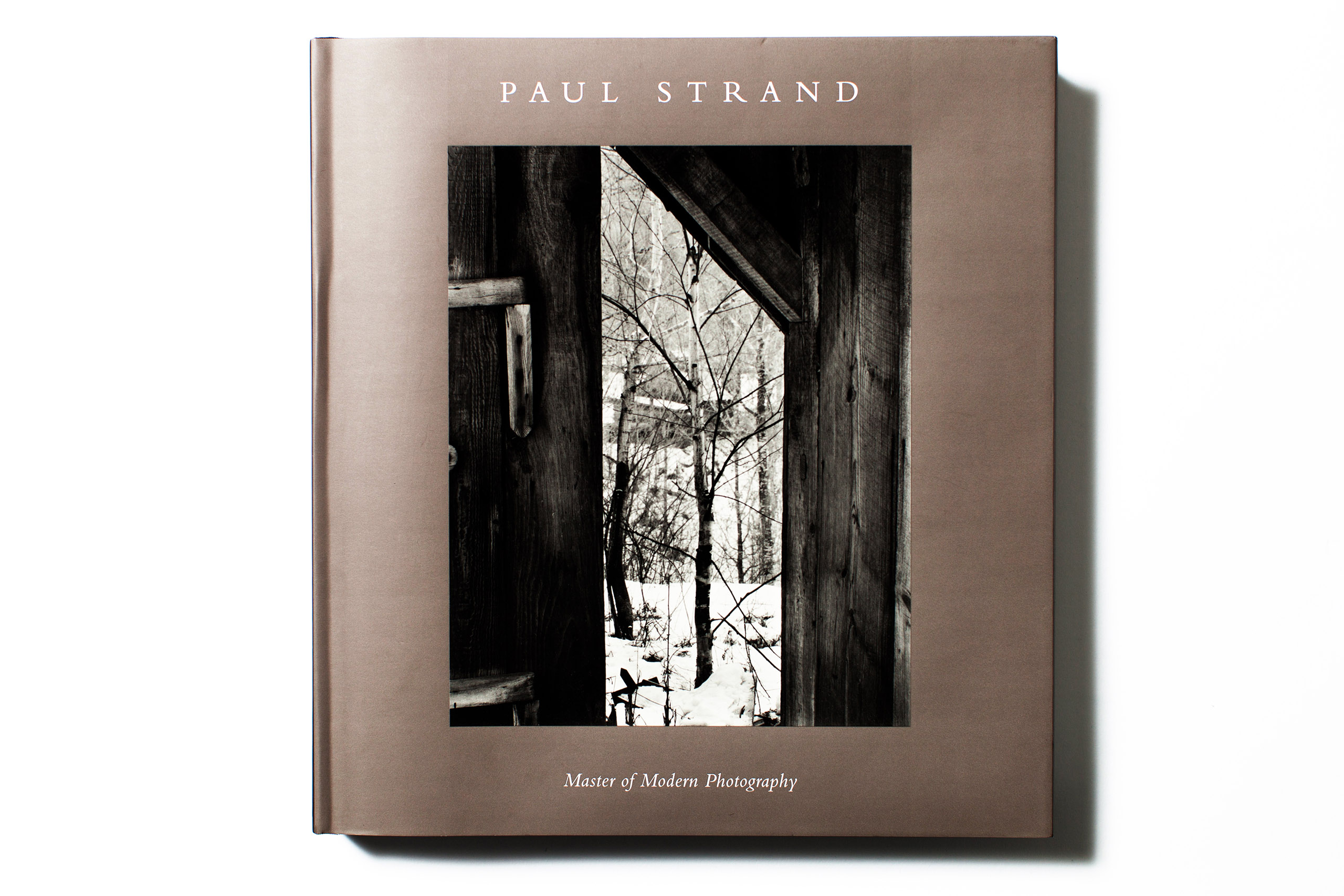 """<a href=""""""""><i><b>                                   Paul Strand: Master of Modern Photography                                   </i></b></a> published by the Philadelphia Museum of Art, selected by Richard Conway, reporter and producer for <i>TIME</i> LightBox."""
