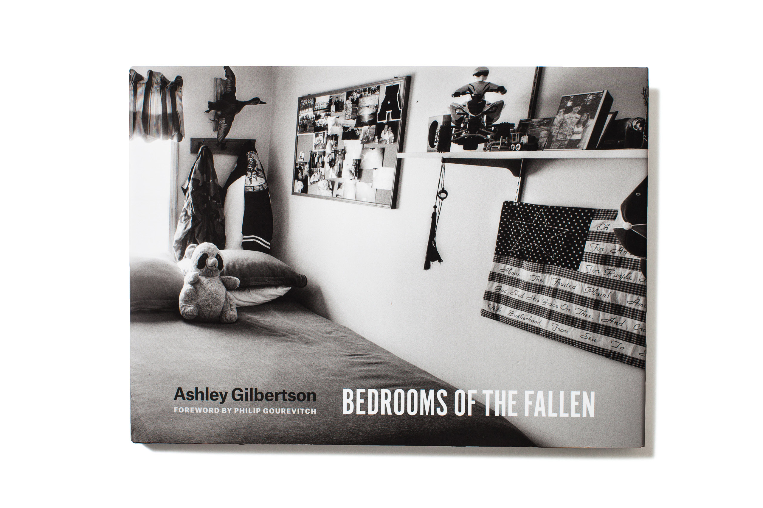 """<a href=""""http://www.press.uchicago.edu/ucp/books/book/chicago/B/bo16393769.html""""><i><b>Bedrooms of the Fallen</a></i></b> The University of Chicago Press, selected by By Josh Raab, Freelance Photo Editor, <i>TIME.com</i>"""