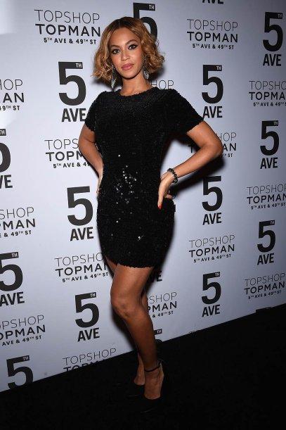 Beyonce - Topshop