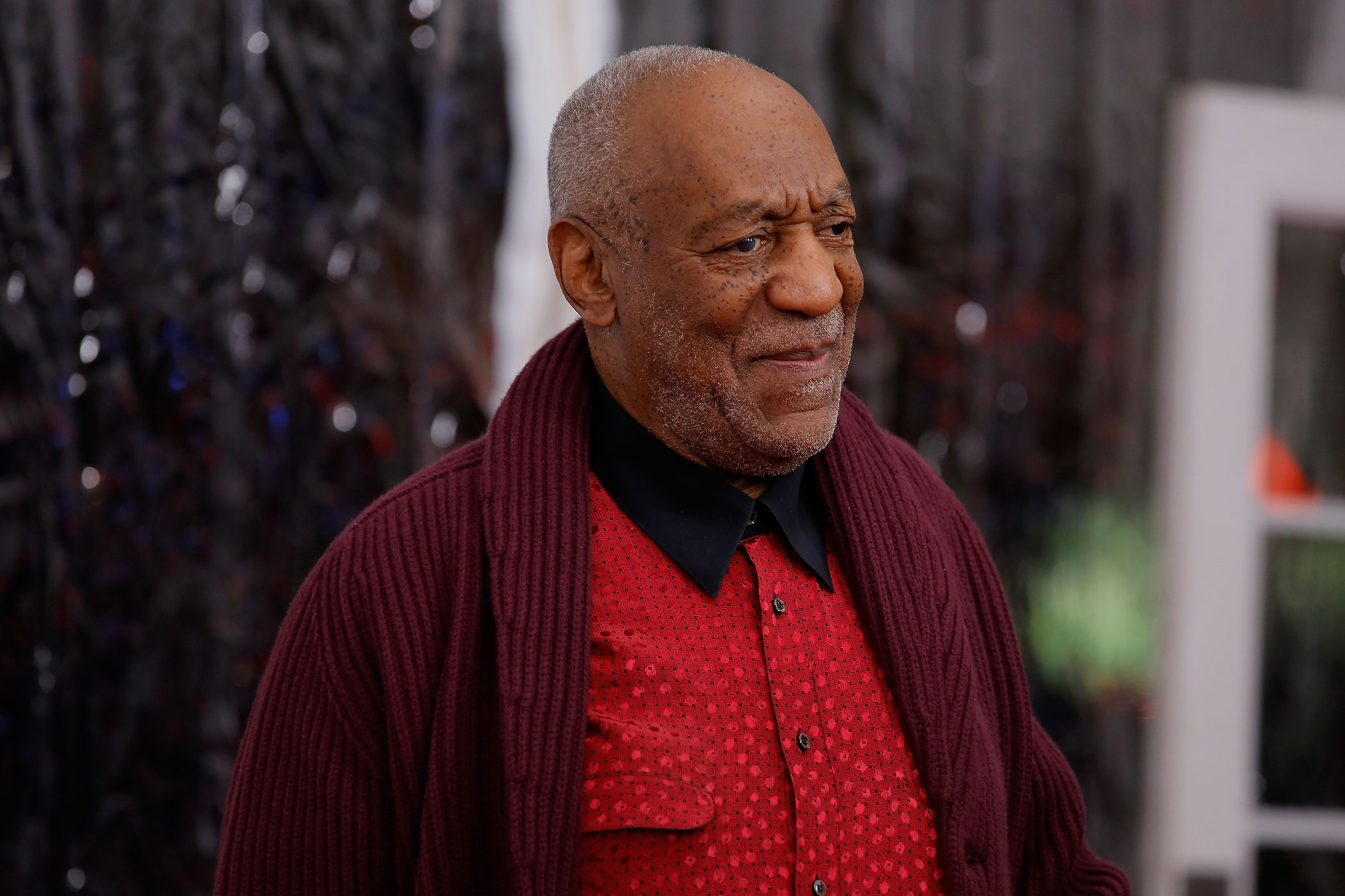 Bill Cosby attends the 7th annual Stand Up for Heroes event at Madison Square Garden in New York City on Nov. 6, 2013