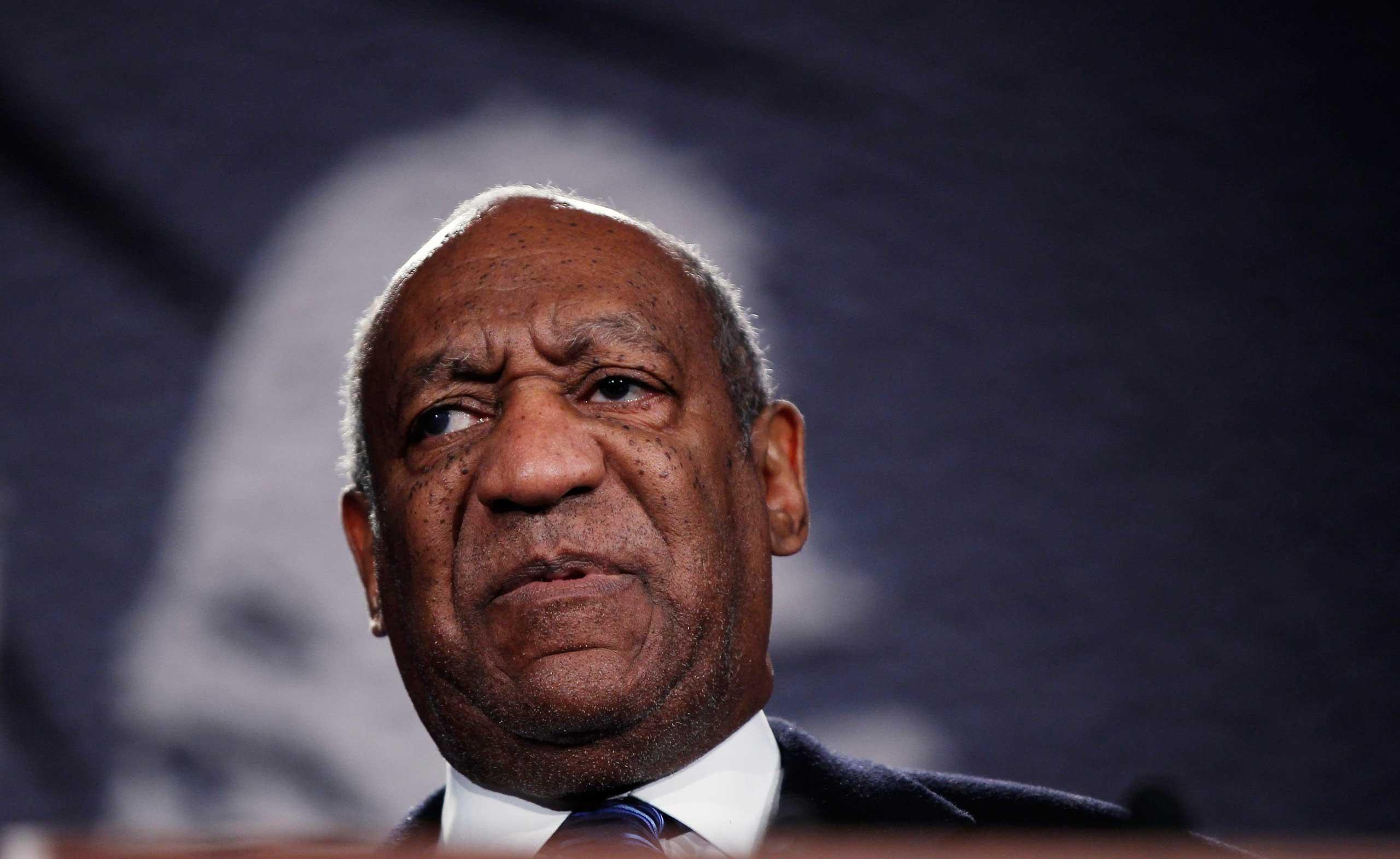 Bill Cosby in New York in 2011.