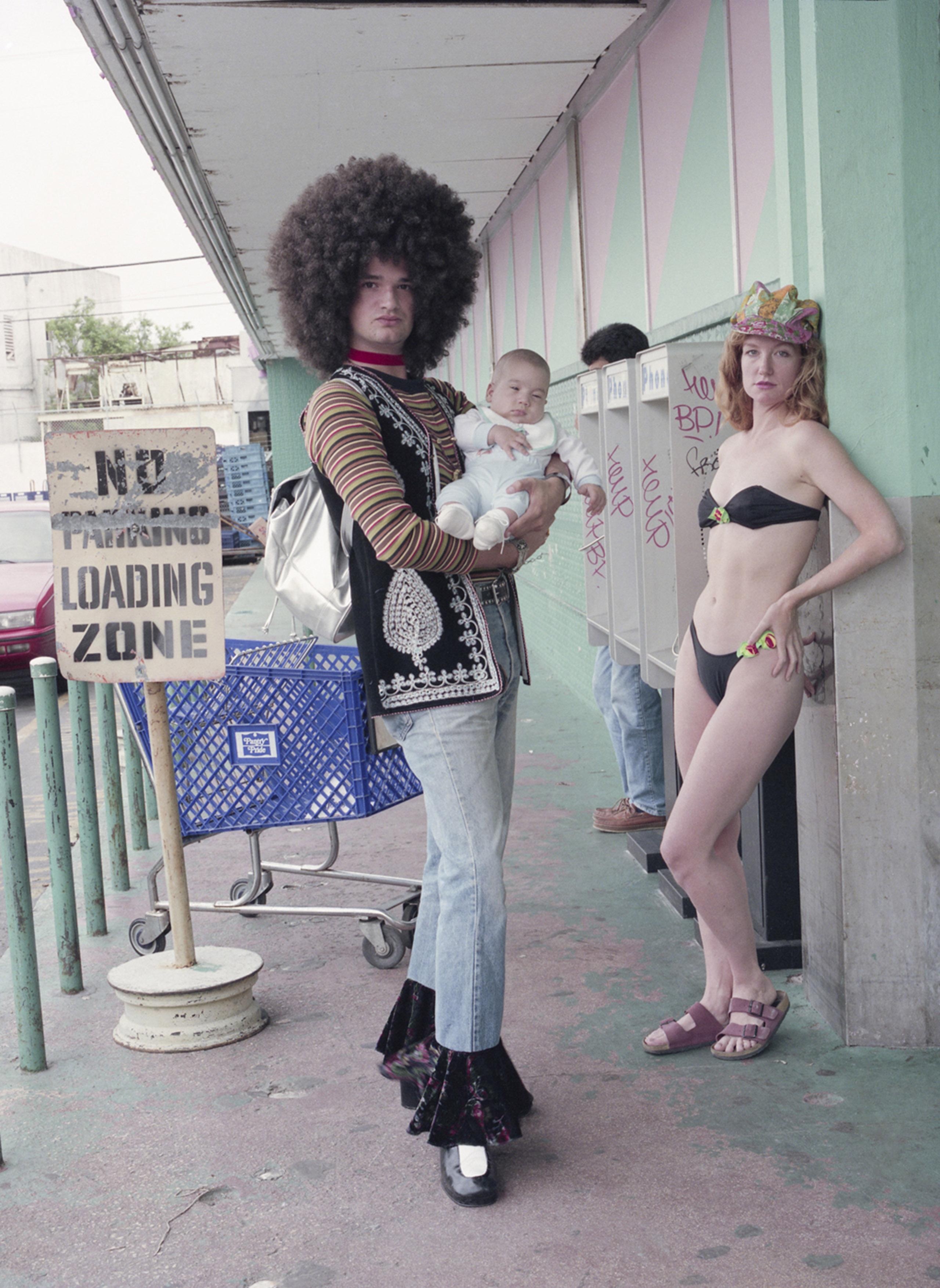 Miami Herald Tropic Magazine Color Photos 1991-1996