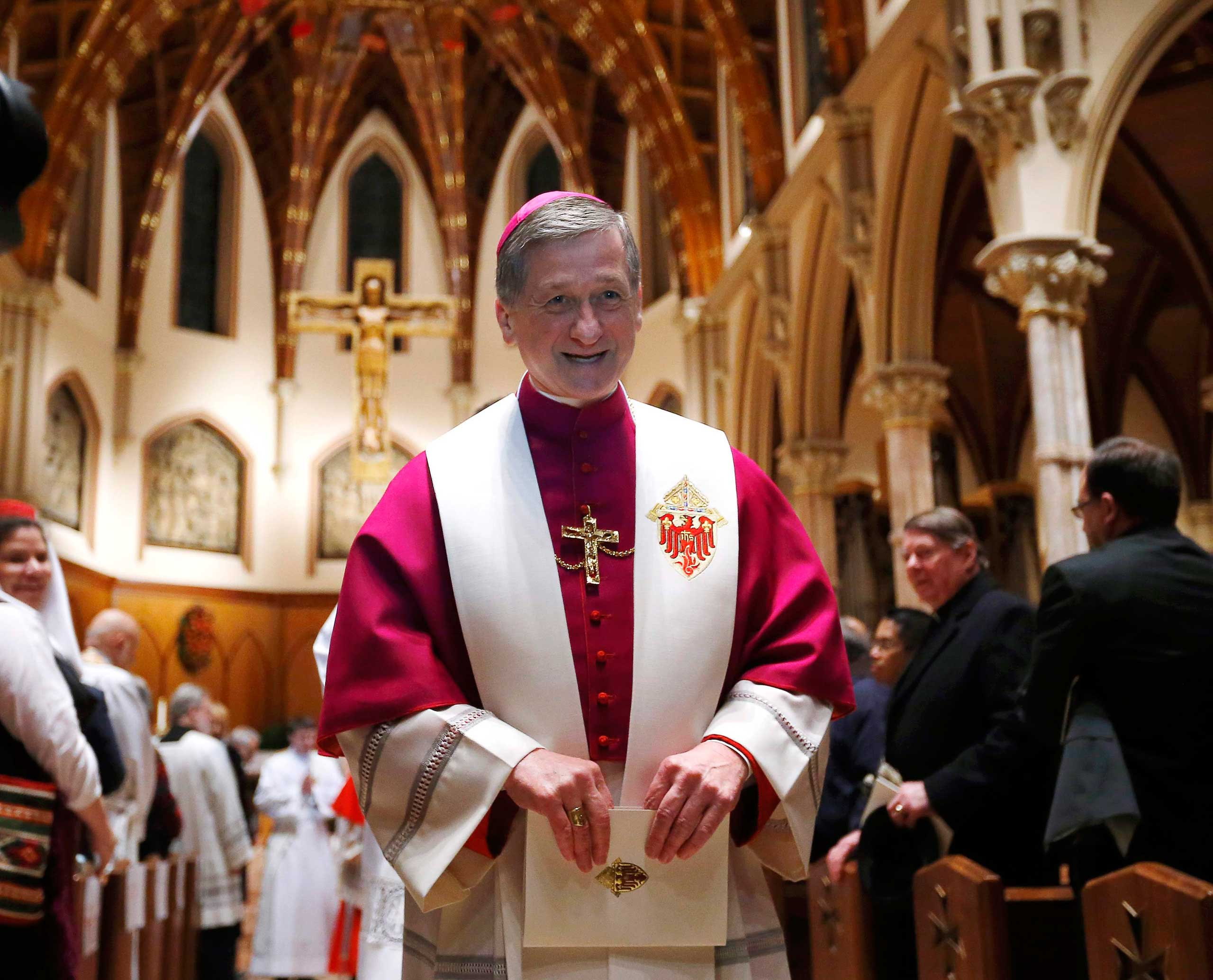 Meet Blase Cupich: Pope Francis' New Chicago Archbishop | Time