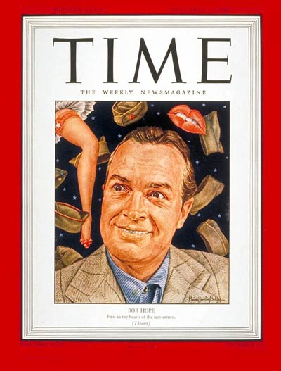 The Sept. 20, 1943, cover of TIME
