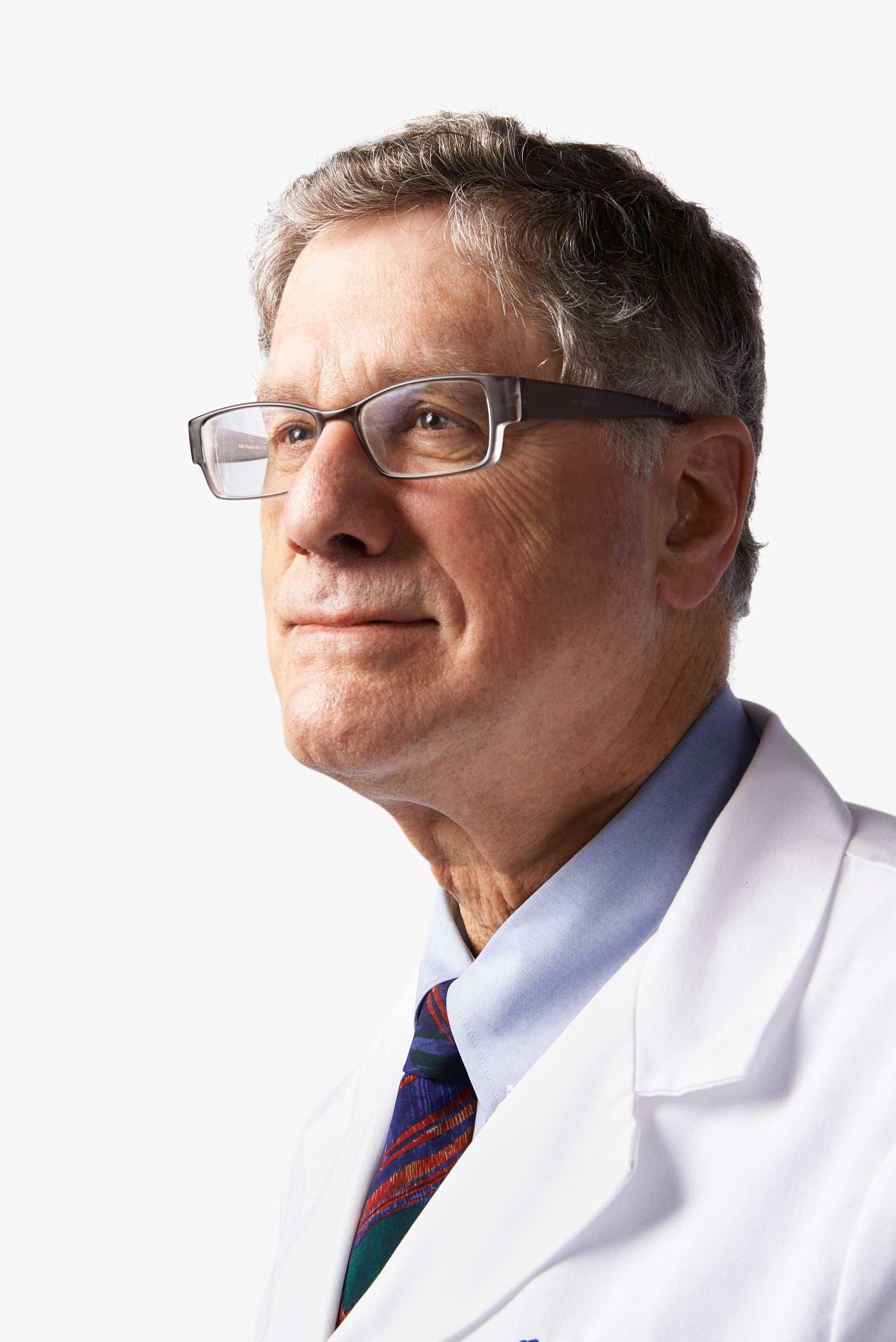 Dr. Bruce Ribner.