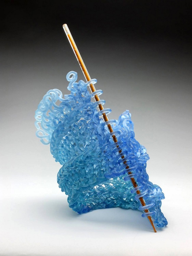 Knitted Glass
