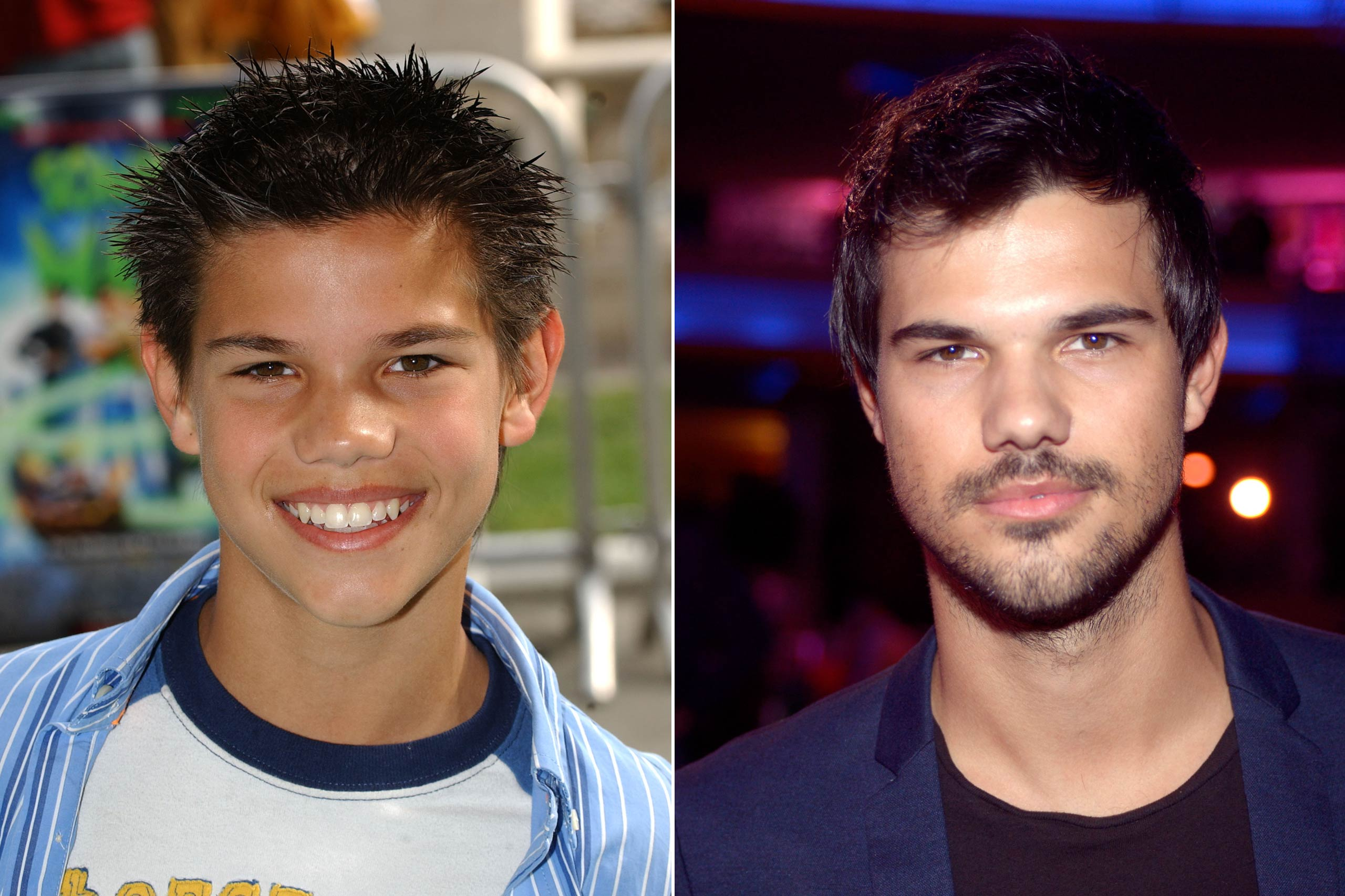 <strong>Taylor Lautner</strong>