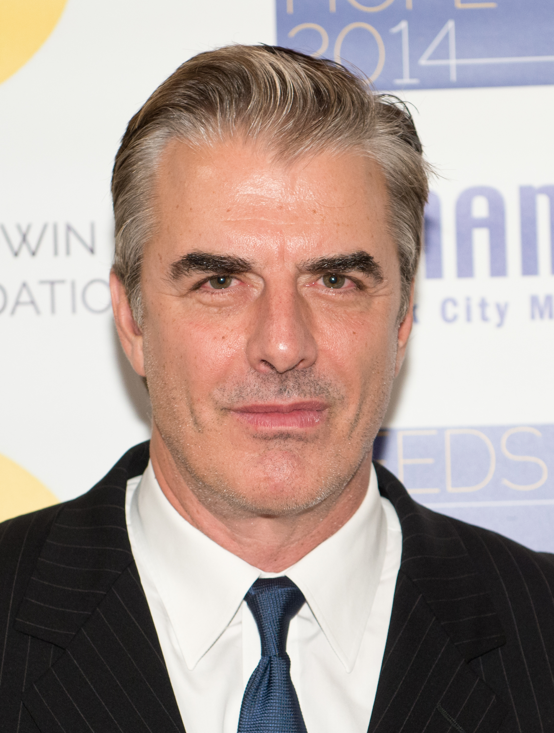 Actor Chris Noth attends the 2014 NAMI-NYC Metro Seeds Of Hope Gala at Altman Building on Nov. 6, 2014 in New York City.