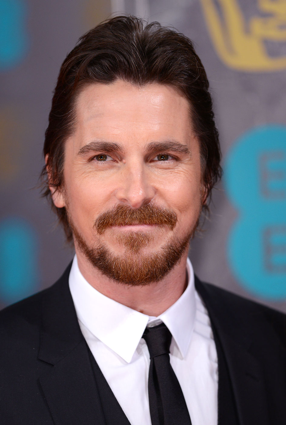 Christian Bale attends the EE British Academy Film Awards 2014 at The Royal Opera House on Feb. 16, 2014 in London, England