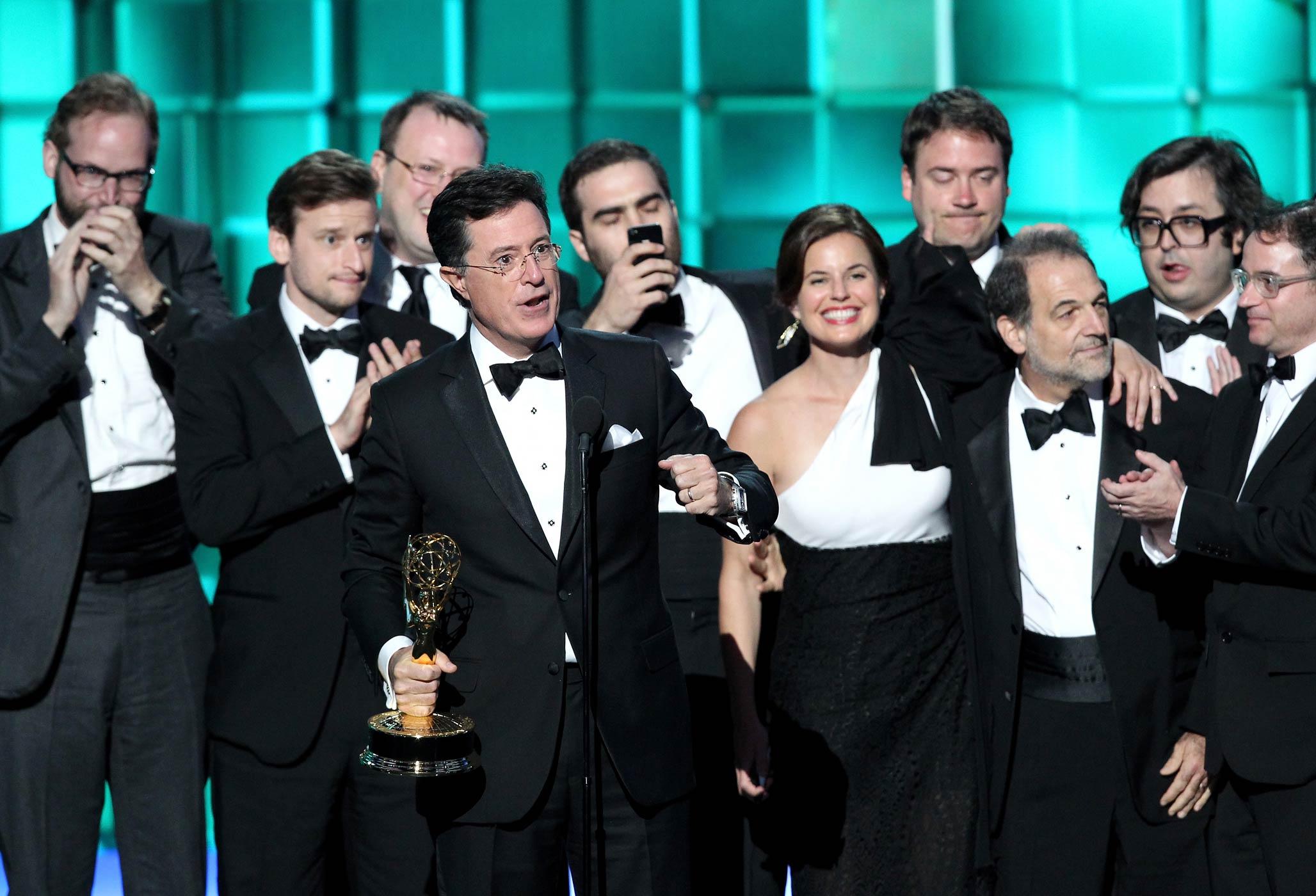 65th Annual Primetime Emmy Awards - CBS Show